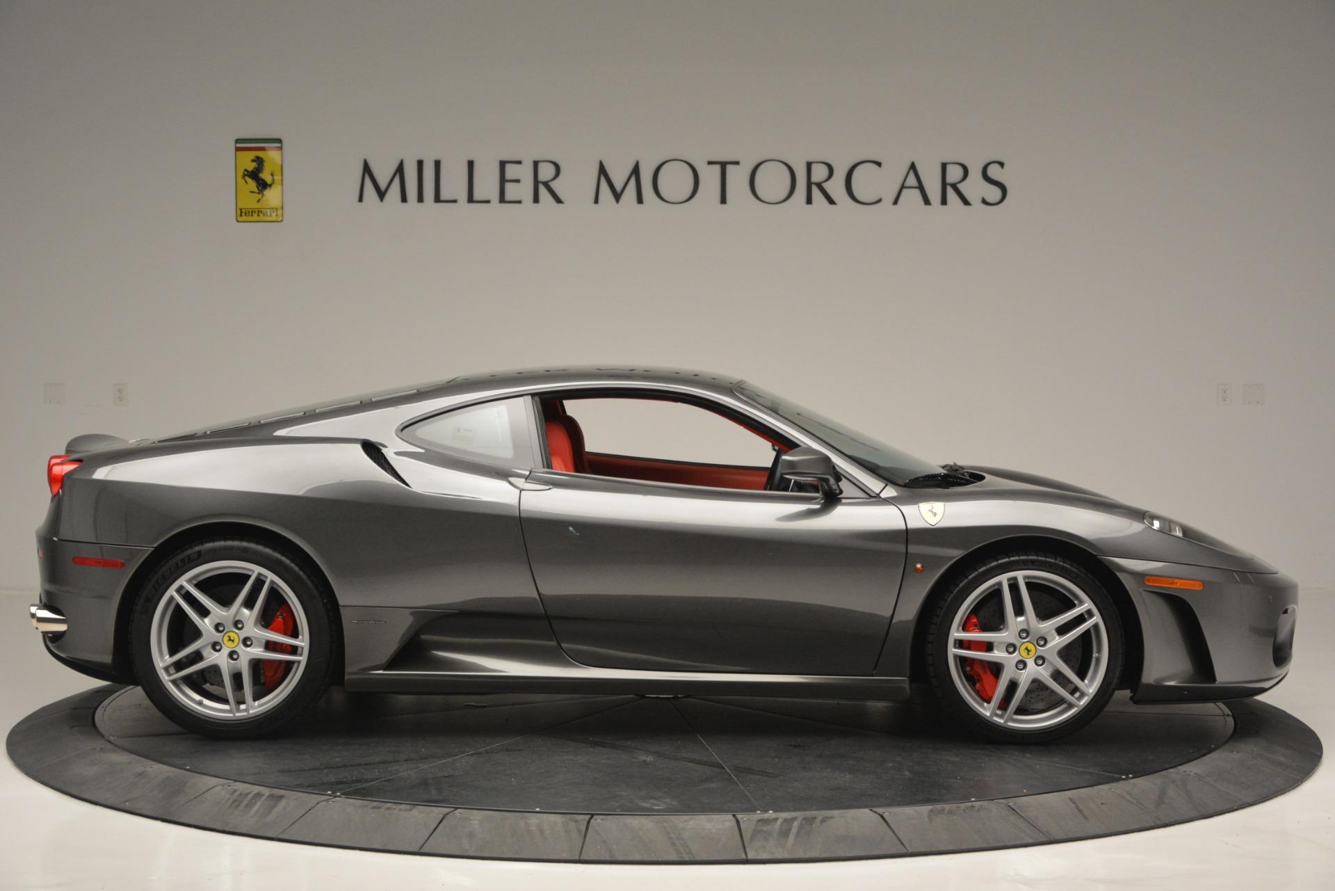 Used 2008 Ferrari F430  For Sale In Westport, CT 2584_p9