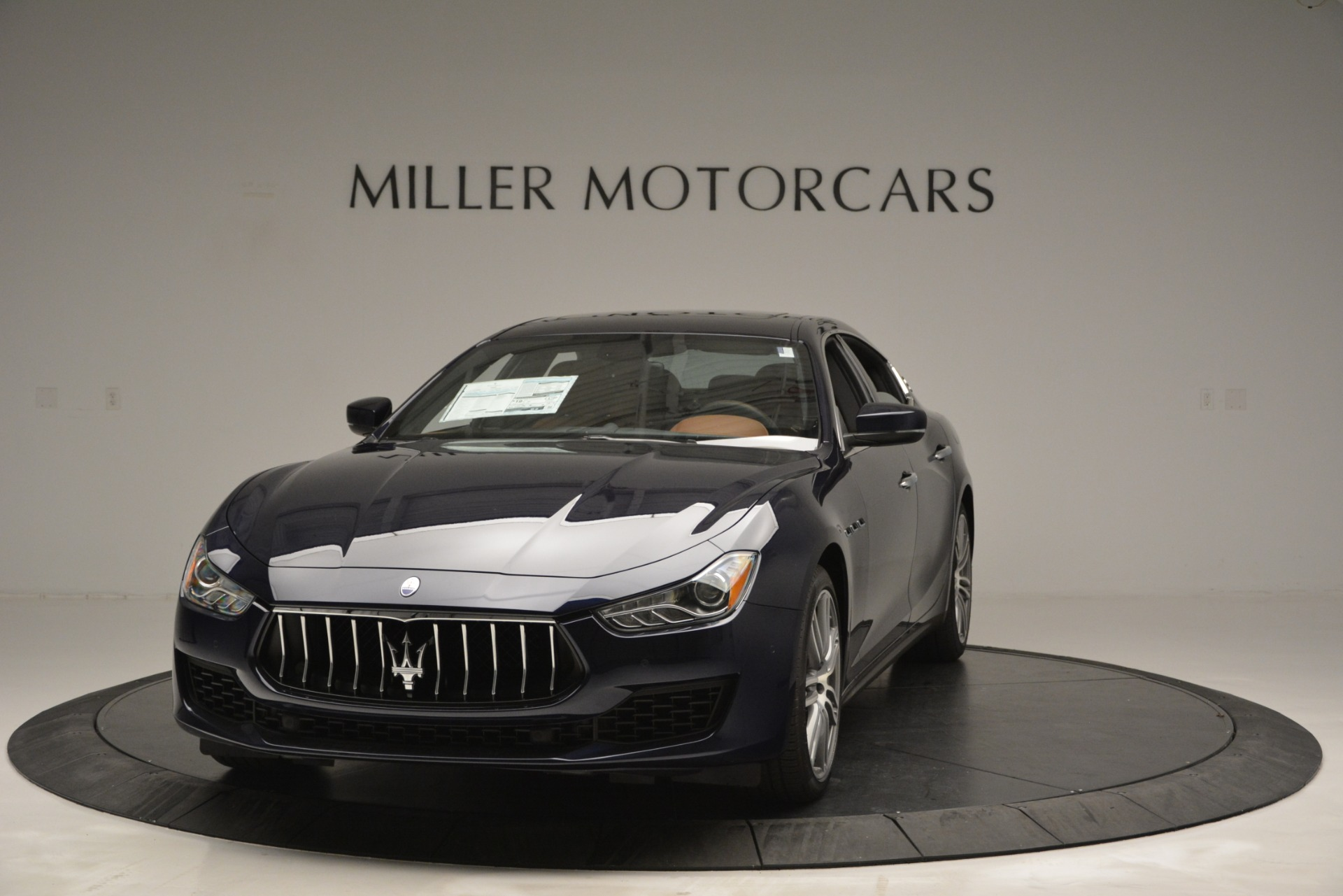 Used 2019 Maserati Ghibli S Q4 For Sale In Westport, CT 2585_main