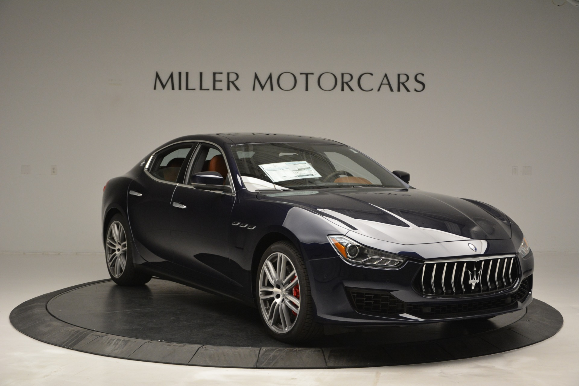 Used 2019 Maserati Ghibli S Q4 For Sale In Westport, CT 2585_p11
