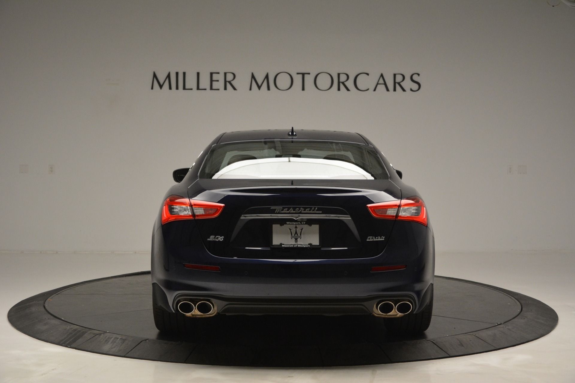 Used 2019 Maserati Ghibli S Q4 For Sale In Westport, CT 2585_p6