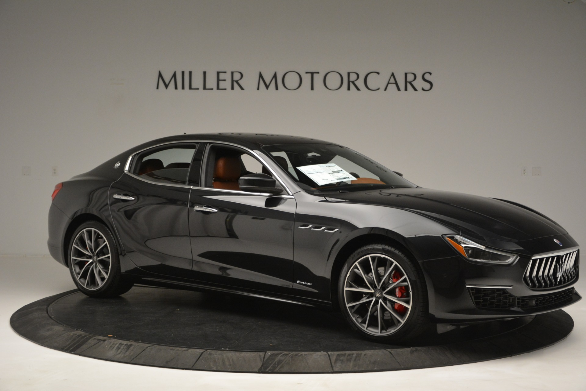 New 2019 Maserati Ghibli S Q4 GranLusso For Sale In Westport, CT 2589_p10