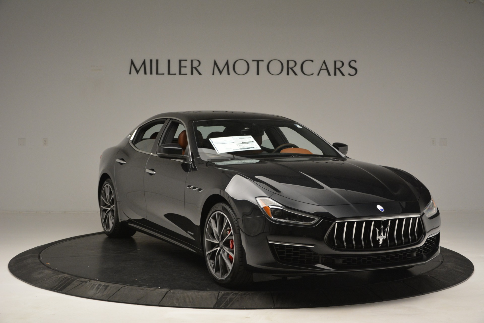 New 2019 Maserati Ghibli S Q4 GranLusso For Sale In Westport, CT 2589_p11