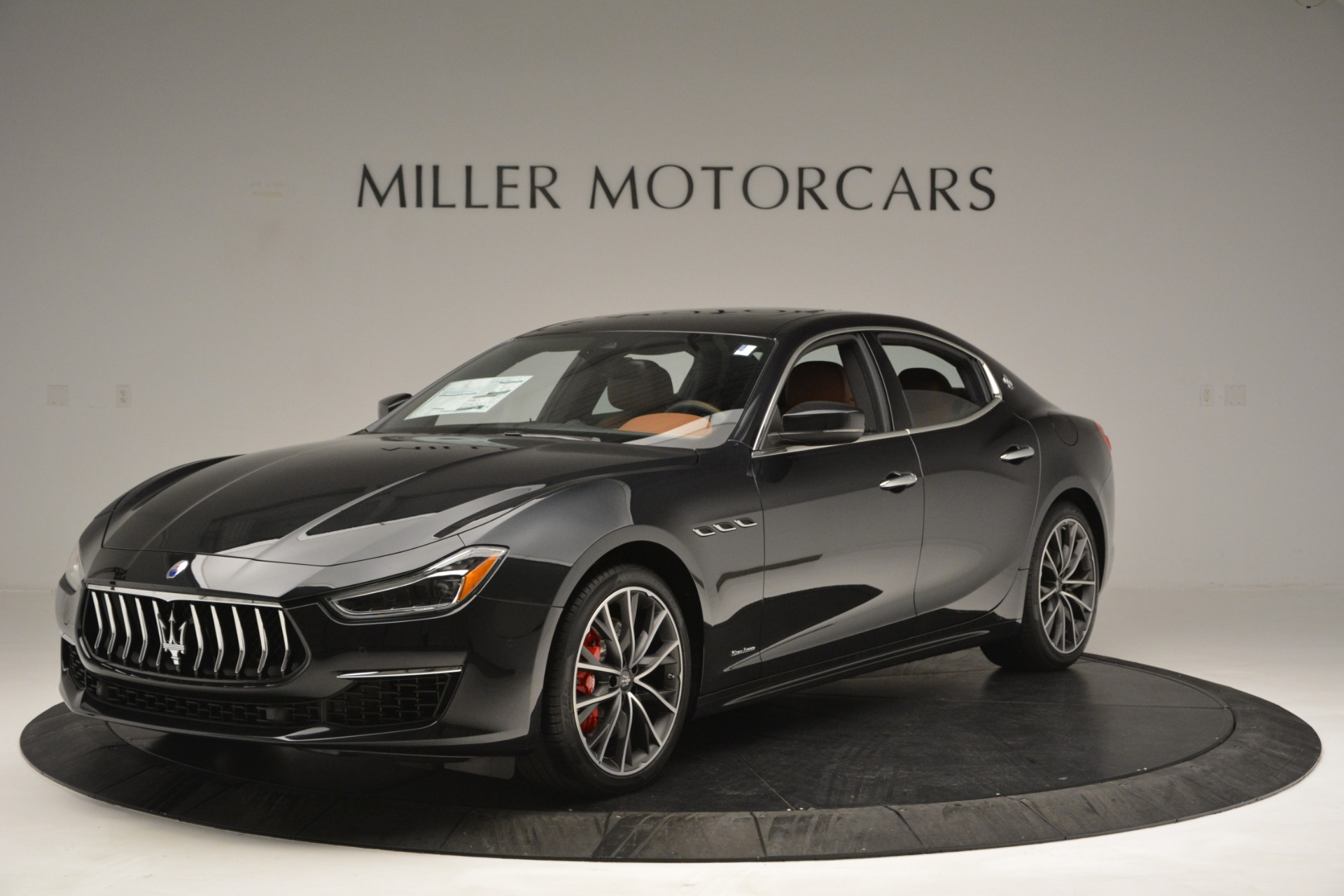 New 2019 Maserati Ghibli S Q4 GranLusso For Sale In Westport, CT 2589_p2