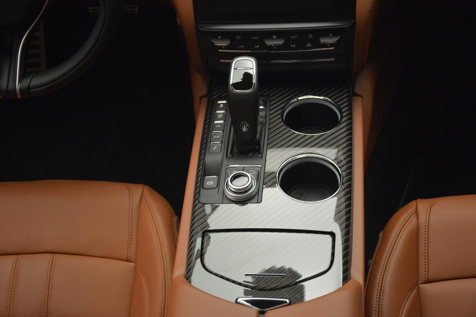 New 2019 Maserati Quattroporte S Q4 GranSport For Sale In Westport, CT 2591_p16