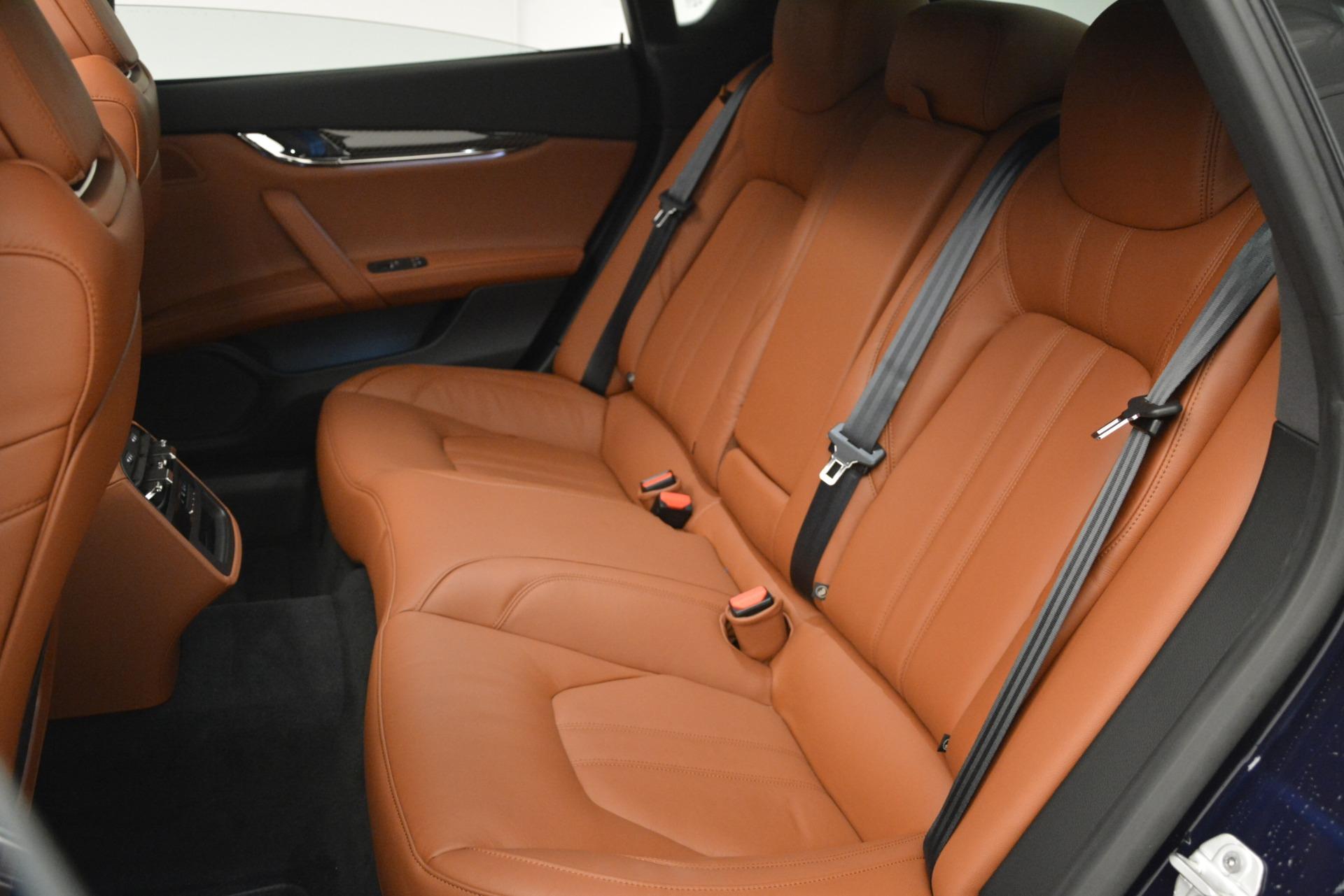 New 2019 Maserati Quattroporte S Q4 GranSport For Sale In Westport, CT 2591_p18