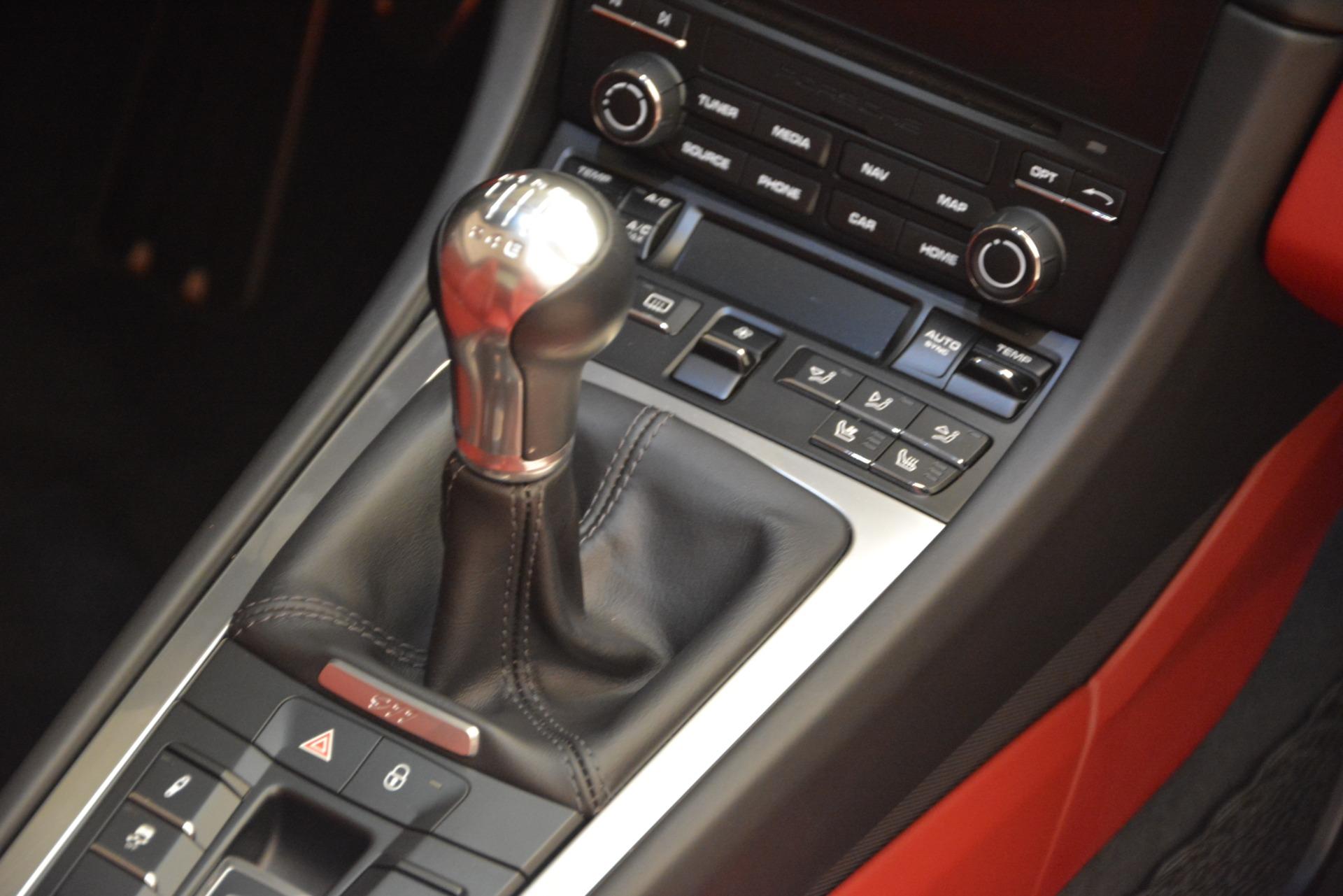 Used 2017 Porsche 911 Targa 4S For Sale In Westport, CT 2593_p20