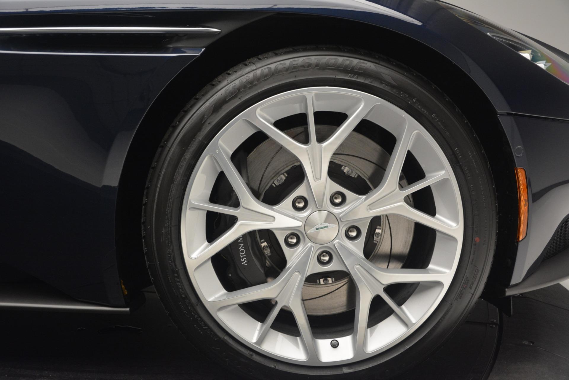 New 2019 Aston Martin DB11 Volante Volante For Sale In Westport, CT 2594_p30