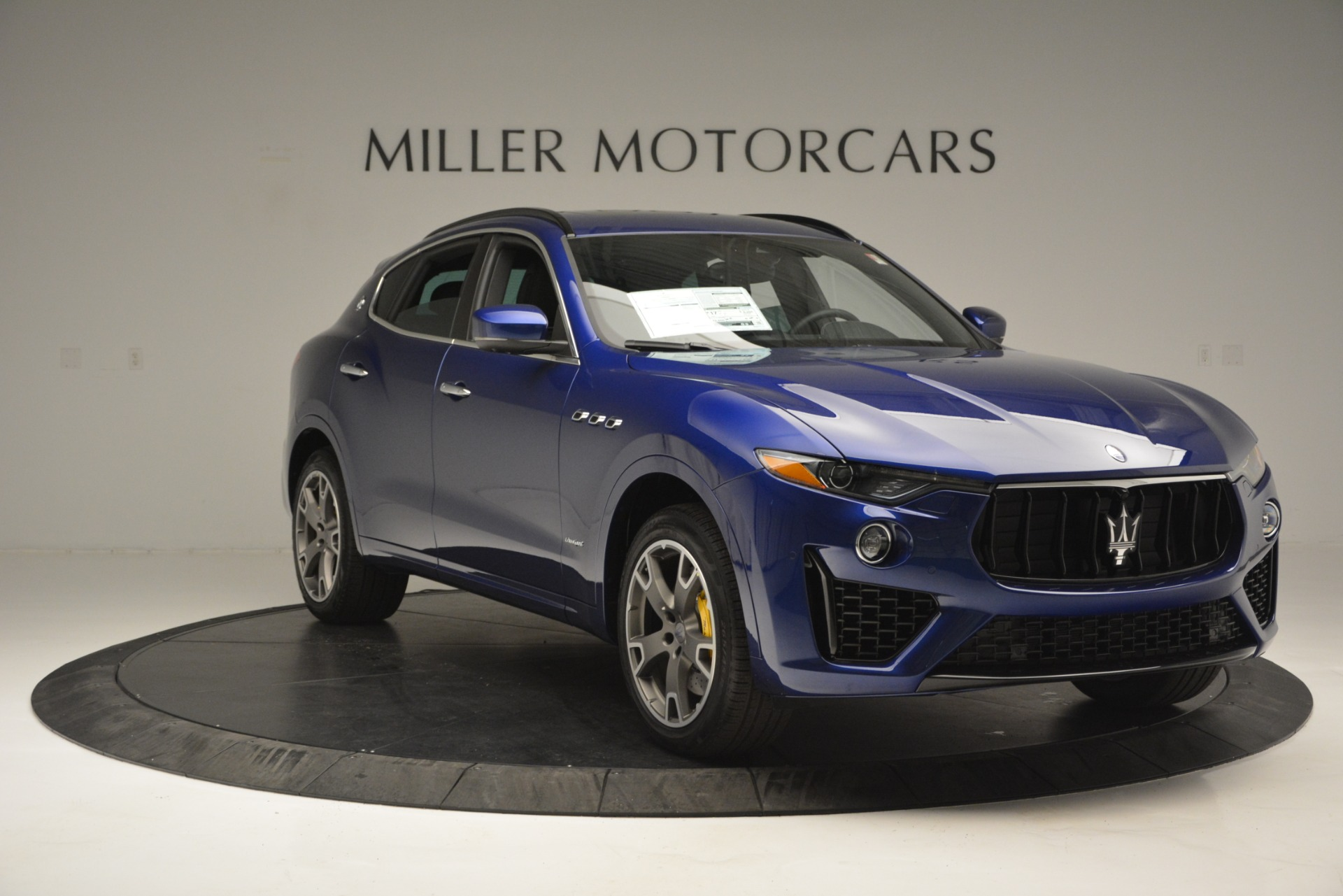 New 2019 Maserati Levante S Q4 GranSport For Sale In Westport, CT 2596_p11