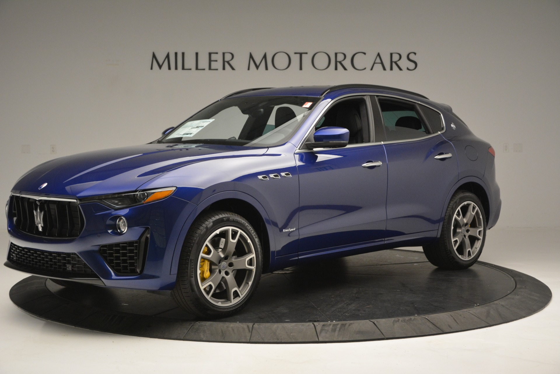 New 2019 Maserati Levante S Q4 GranSport For Sale In Westport, CT 2596_p2
