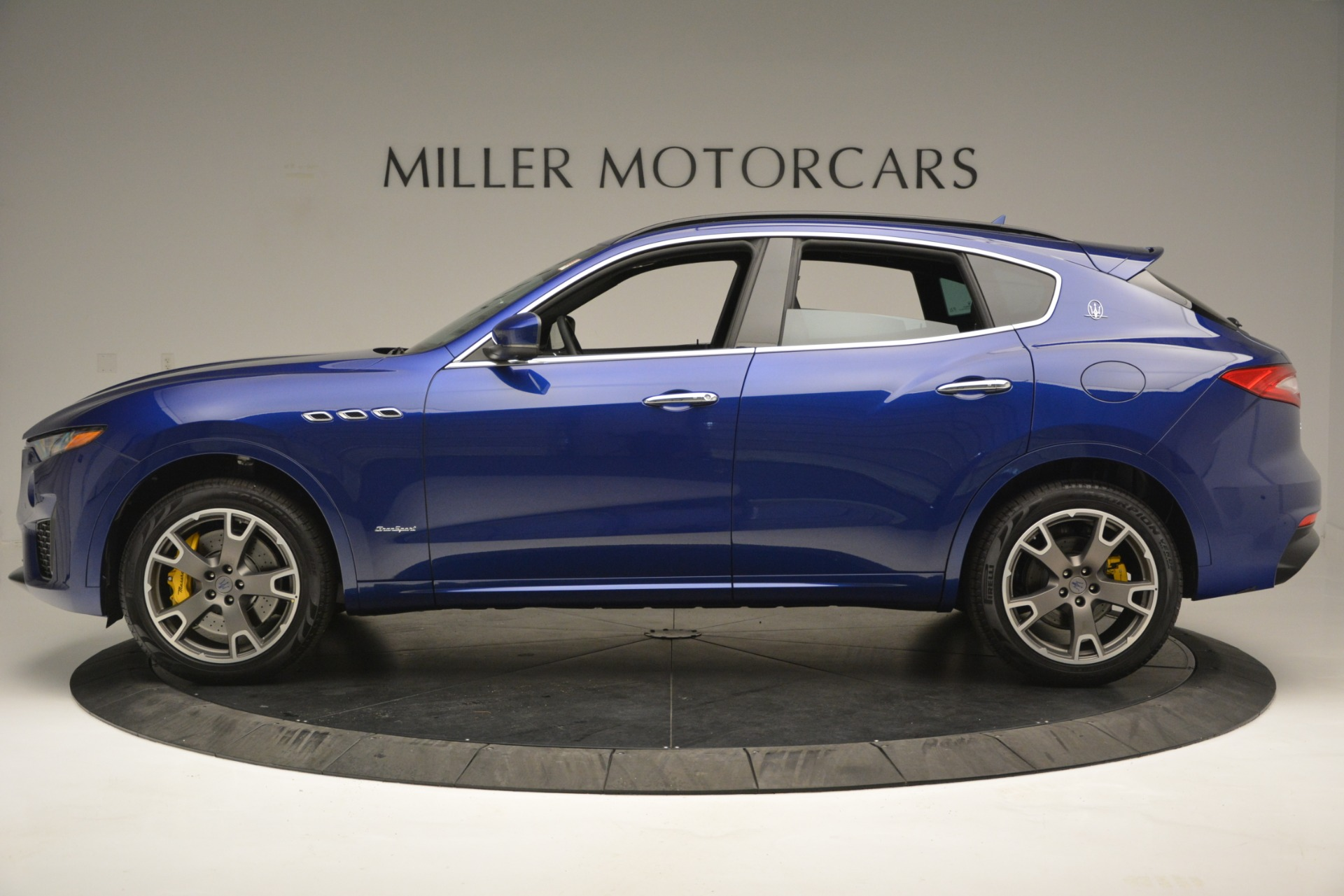 New 2019 Maserati Levante S Q4 GranSport For Sale In Westport, CT 2596_p3
