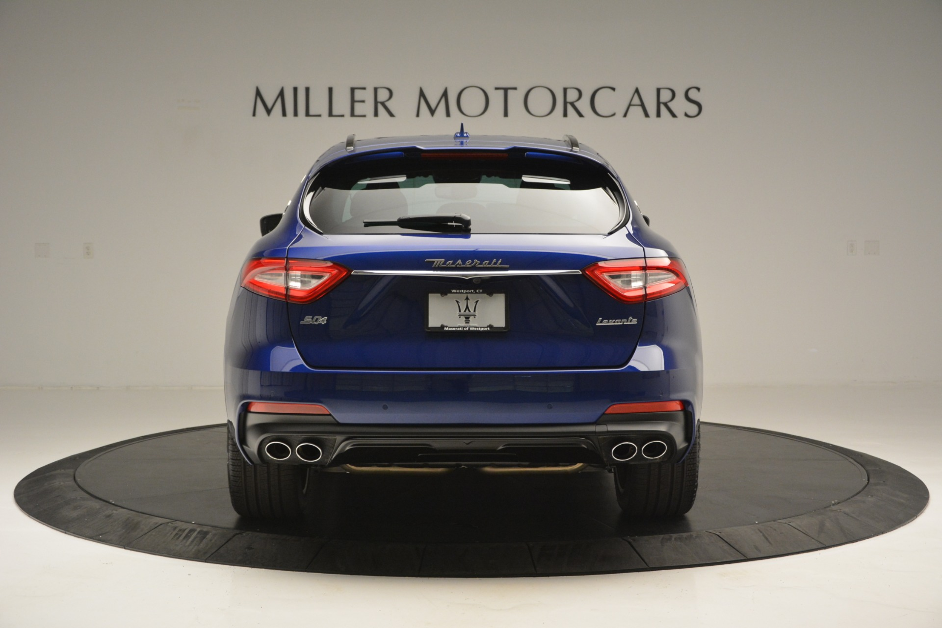 New 2019 Maserati Levante S Q4 GranSport For Sale In Westport, CT 2596_p6
