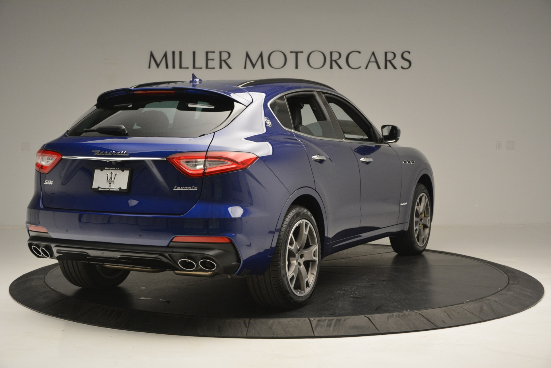 New 2019 Maserati Levante S Q4 GranSport For Sale In Westport, CT 2596_p7