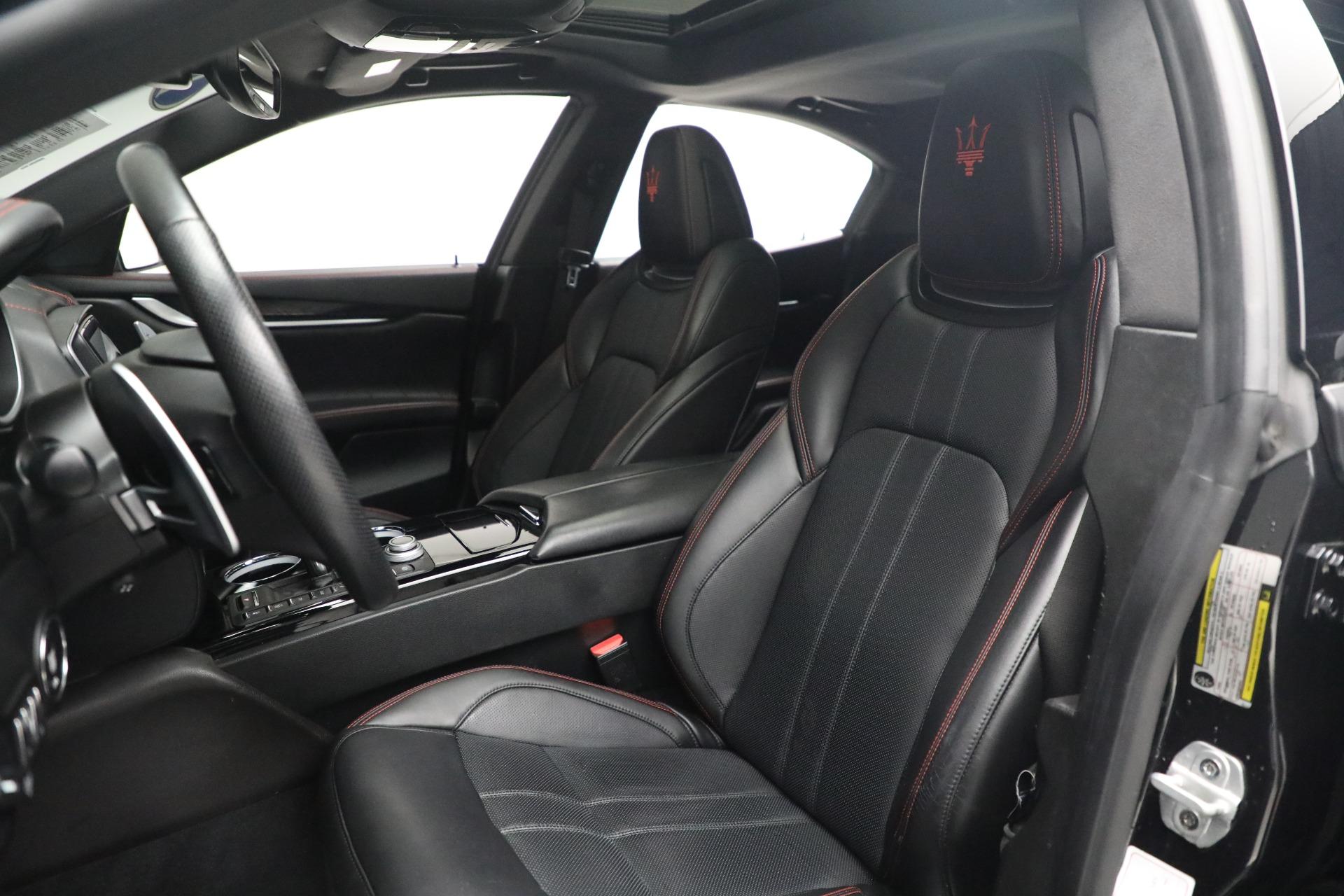 New 2019 Maserati Ghibli S Q4 GranSport For Sale In Westport, CT 2597_p16