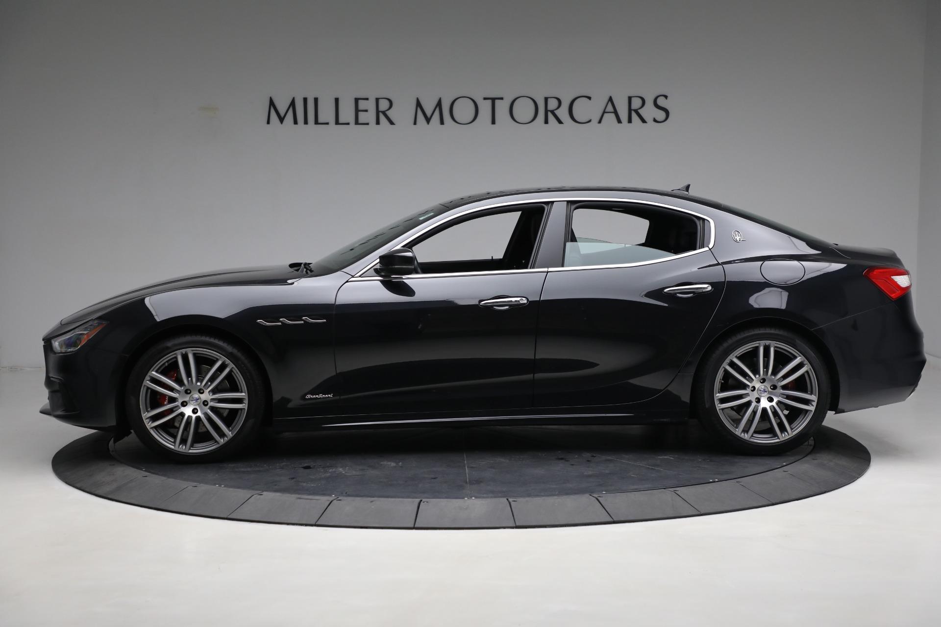 New 2019 Maserati Ghibli S Q4 GranSport For Sale In Westport, CT 2597_p3