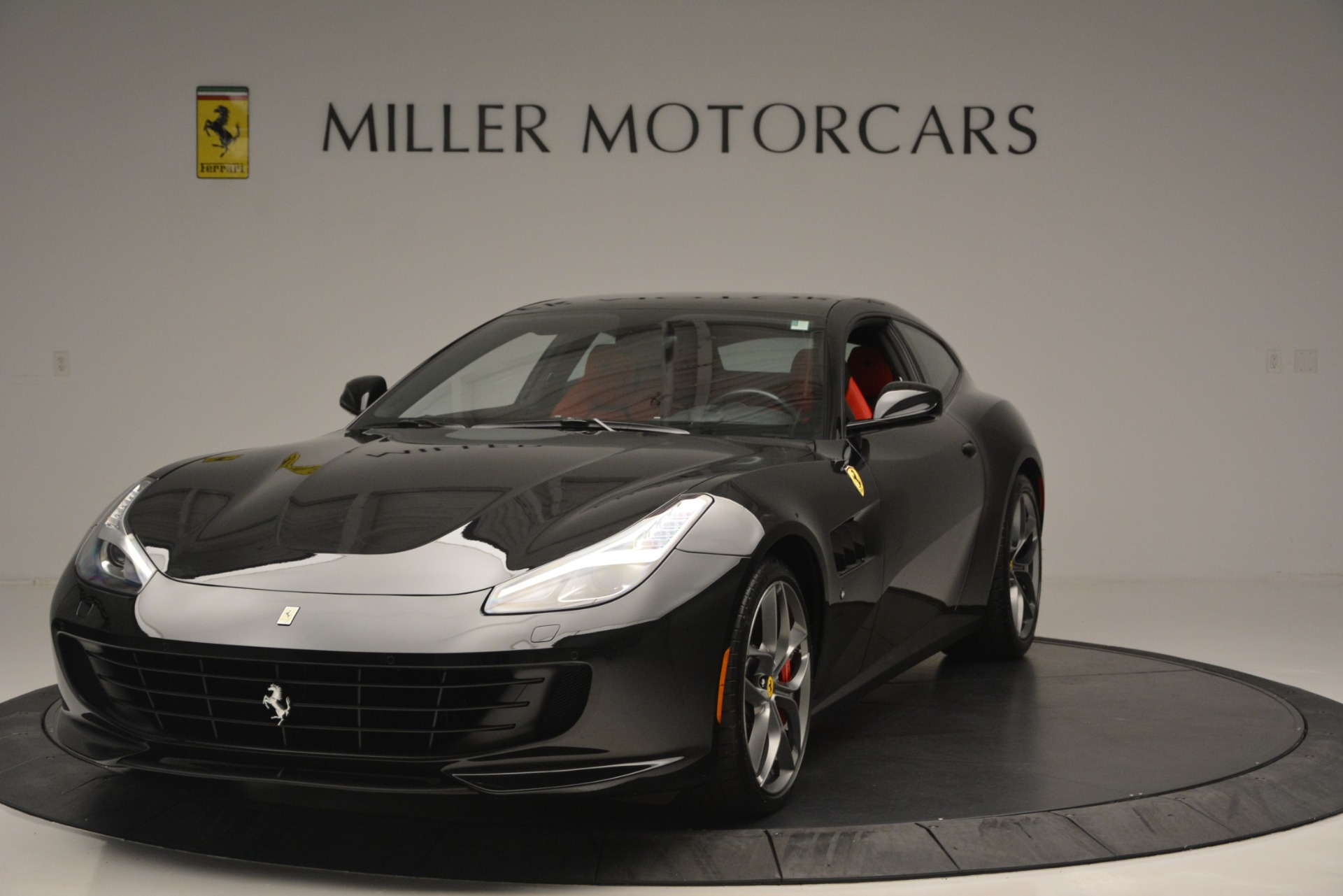 Used 2018 Ferrari GTC4Lusso T  For Sale In Westport, CT 2598_main