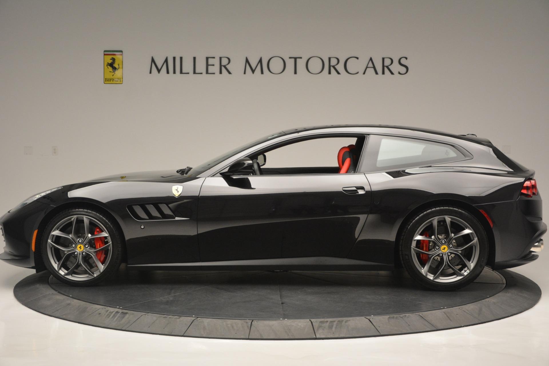 Used 2018 Ferrari GTC4Lusso T  For Sale In Westport, CT 2598_p3