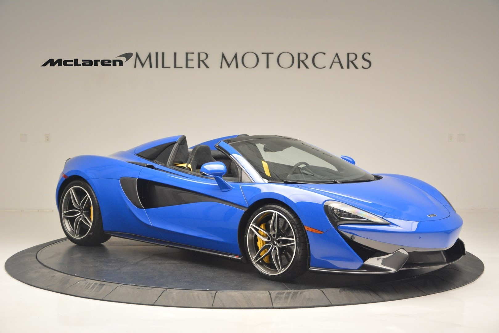 New 2019 McLaren 570S Spider Convertible For Sale In Westport, CT 2599_p10