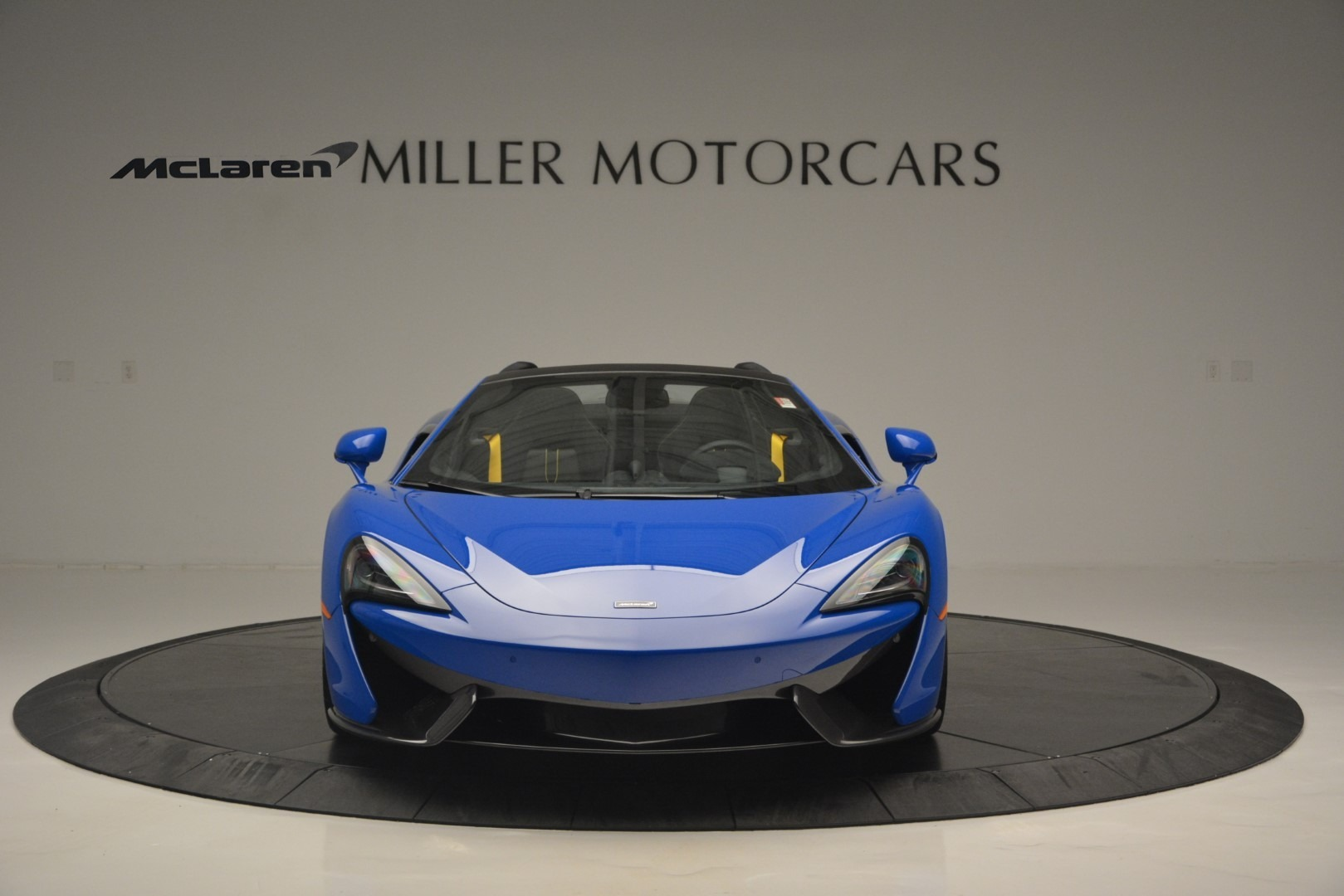 New 2019 McLaren 570S Spider Convertible For Sale In Westport, CT 2599_p12
