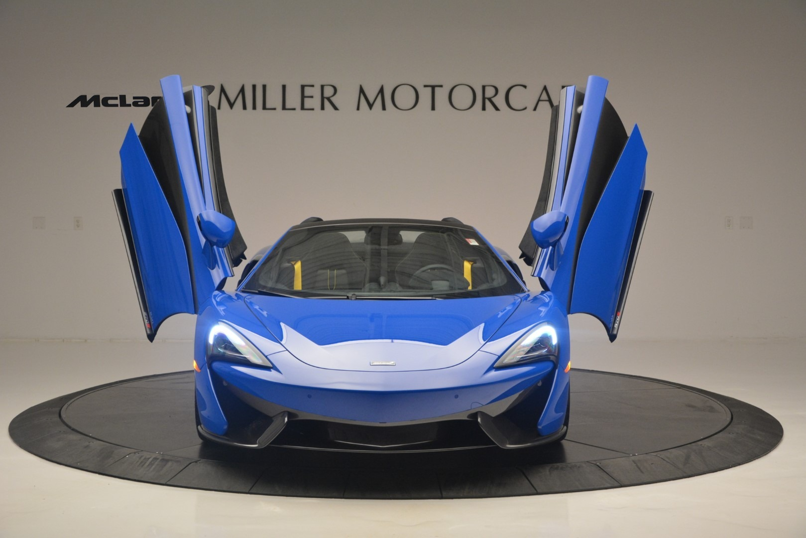 New 2019 McLaren 570S Spider Convertible For Sale In Westport, CT 2599_p13