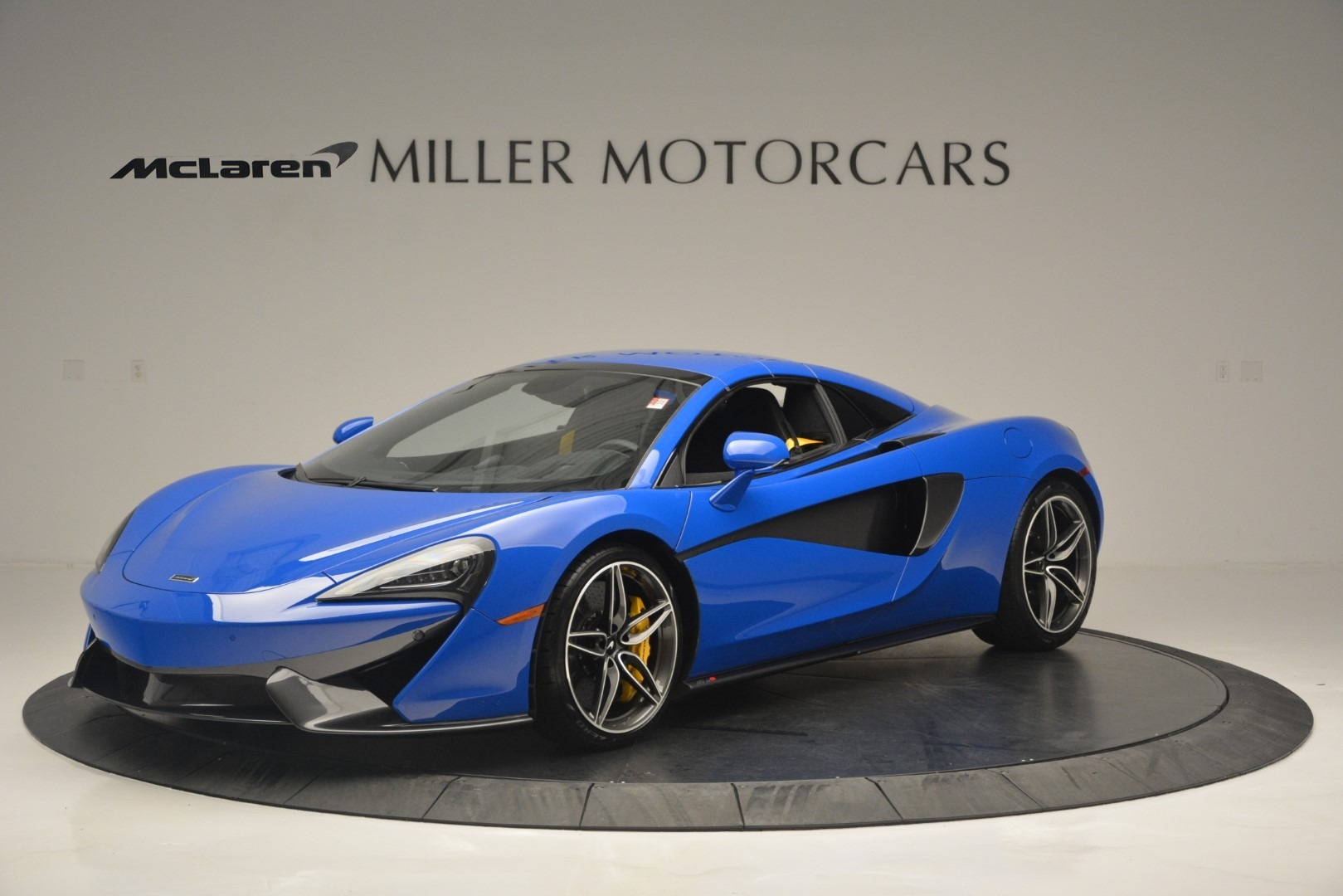 New 2019 McLaren 570S Spider Convertible For Sale In Westport, CT 2599_p15