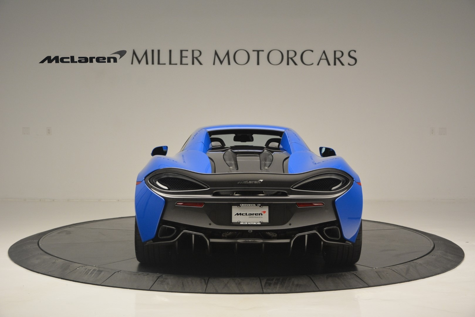 New 2019 McLaren 570S Spider Convertible For Sale In Westport, CT 2599_p18
