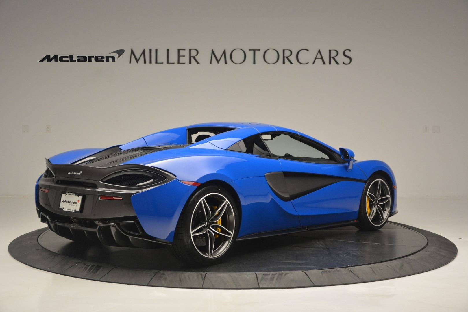New 2019 McLaren 570S Spider Convertible For Sale In Westport, CT 2599_p19