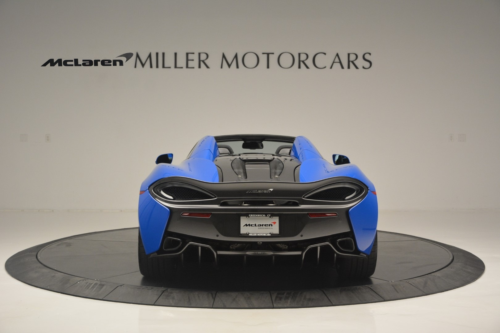 New 2019 McLaren 570S Spider Convertible For Sale In Westport, CT 2599_p6