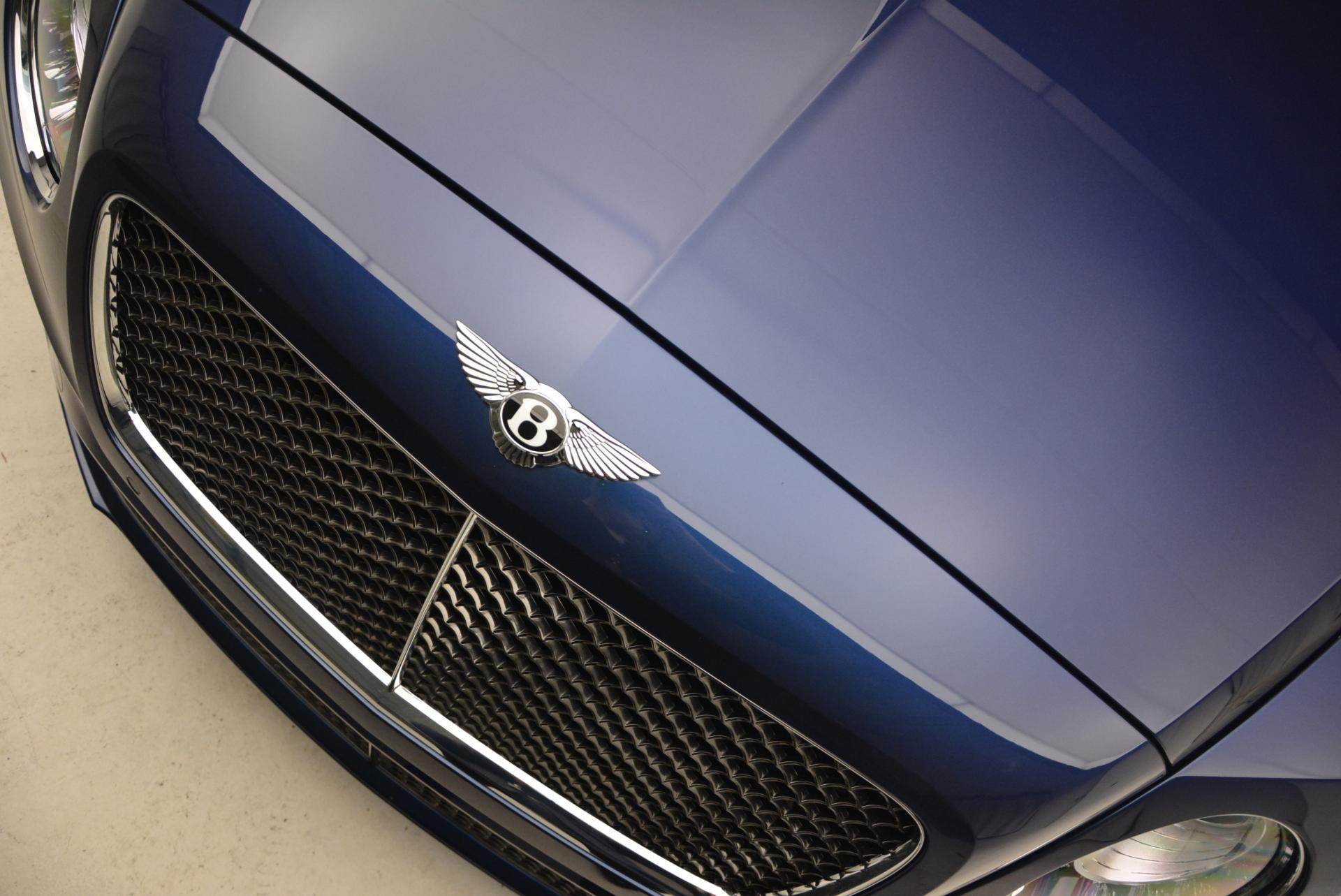 Used 2016 Bentley Continental GT Speed GT Speed For Sale In Westport, CT 26_p13