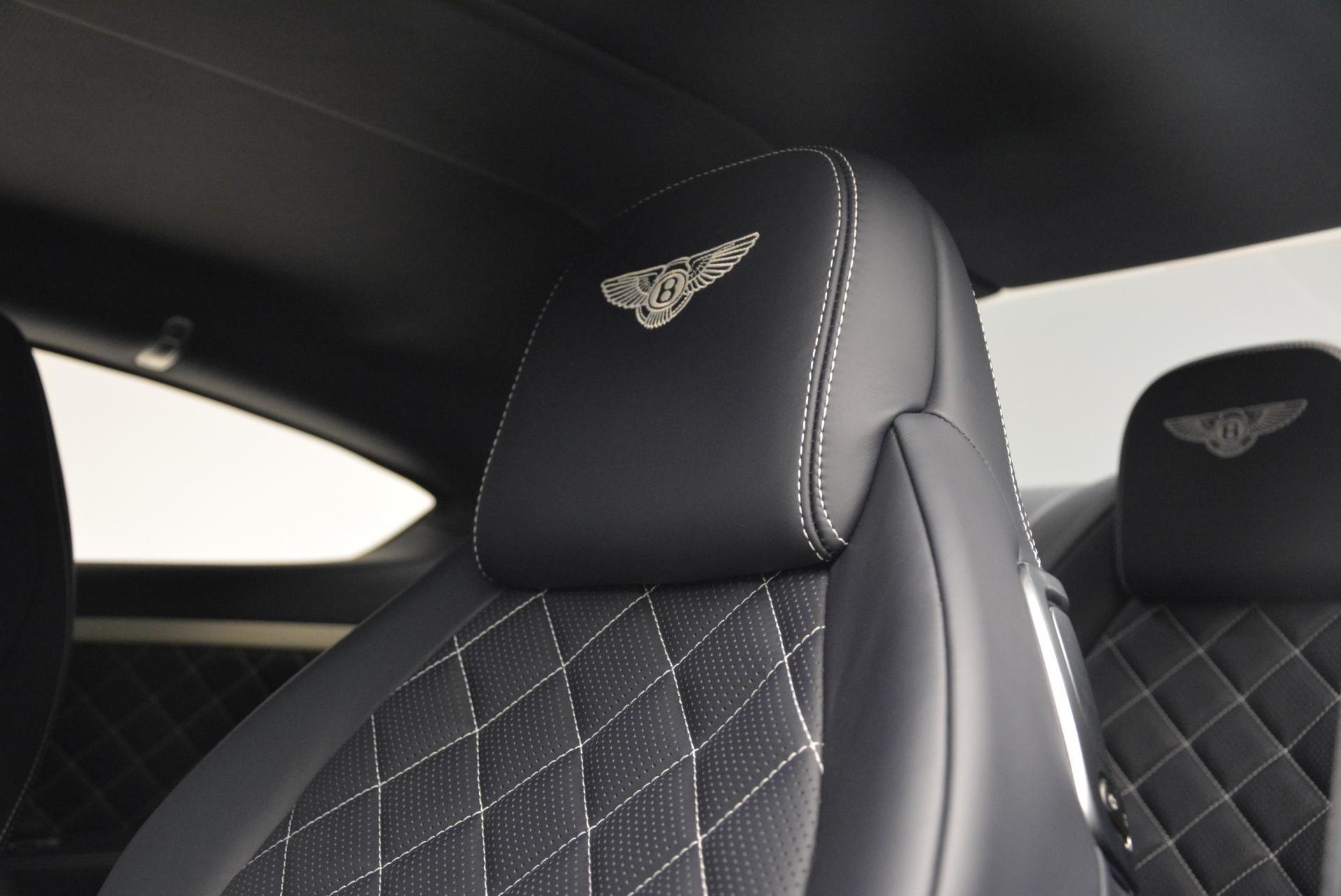 Used 2016 Bentley Continental GT Speed GT Speed For Sale In Westport, CT 26_p24