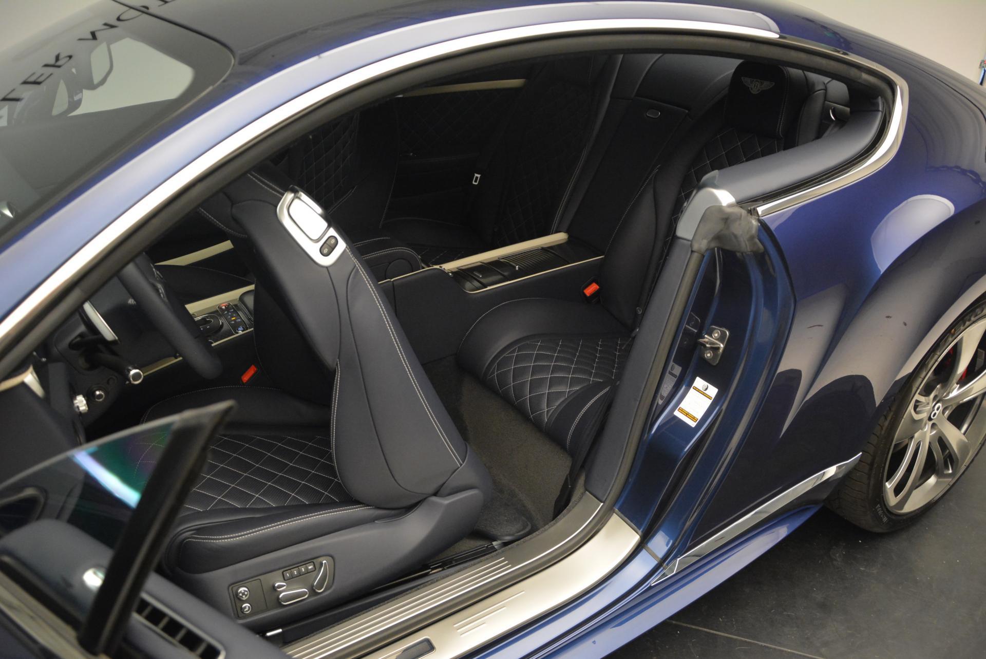 Used 2016 Bentley Continental GT Speed GT Speed For Sale In Westport, CT 26_p25
