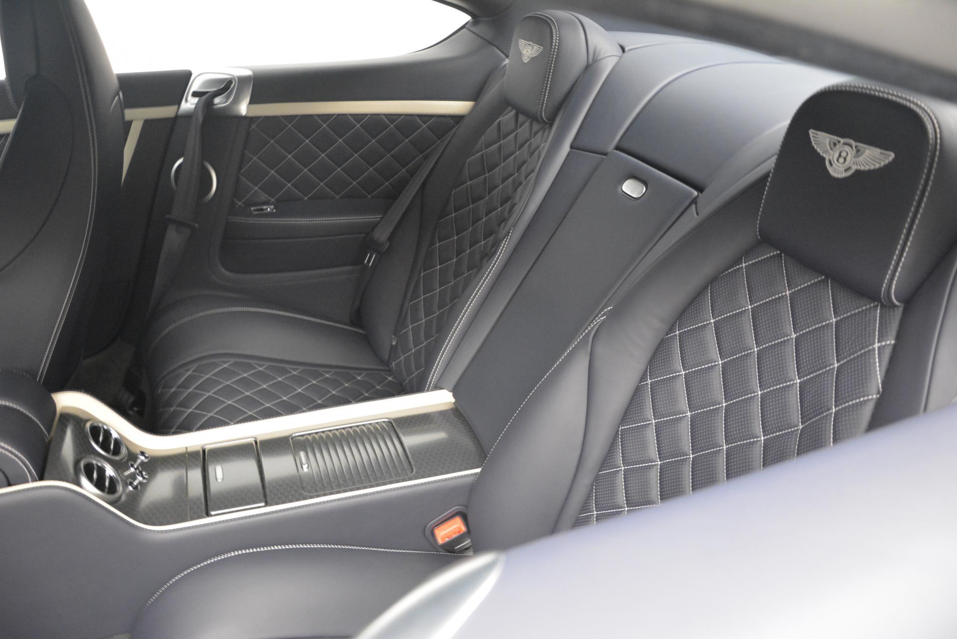 Used 2016 Bentley Continental GT Speed GT Speed For Sale In Westport, CT 26_p26