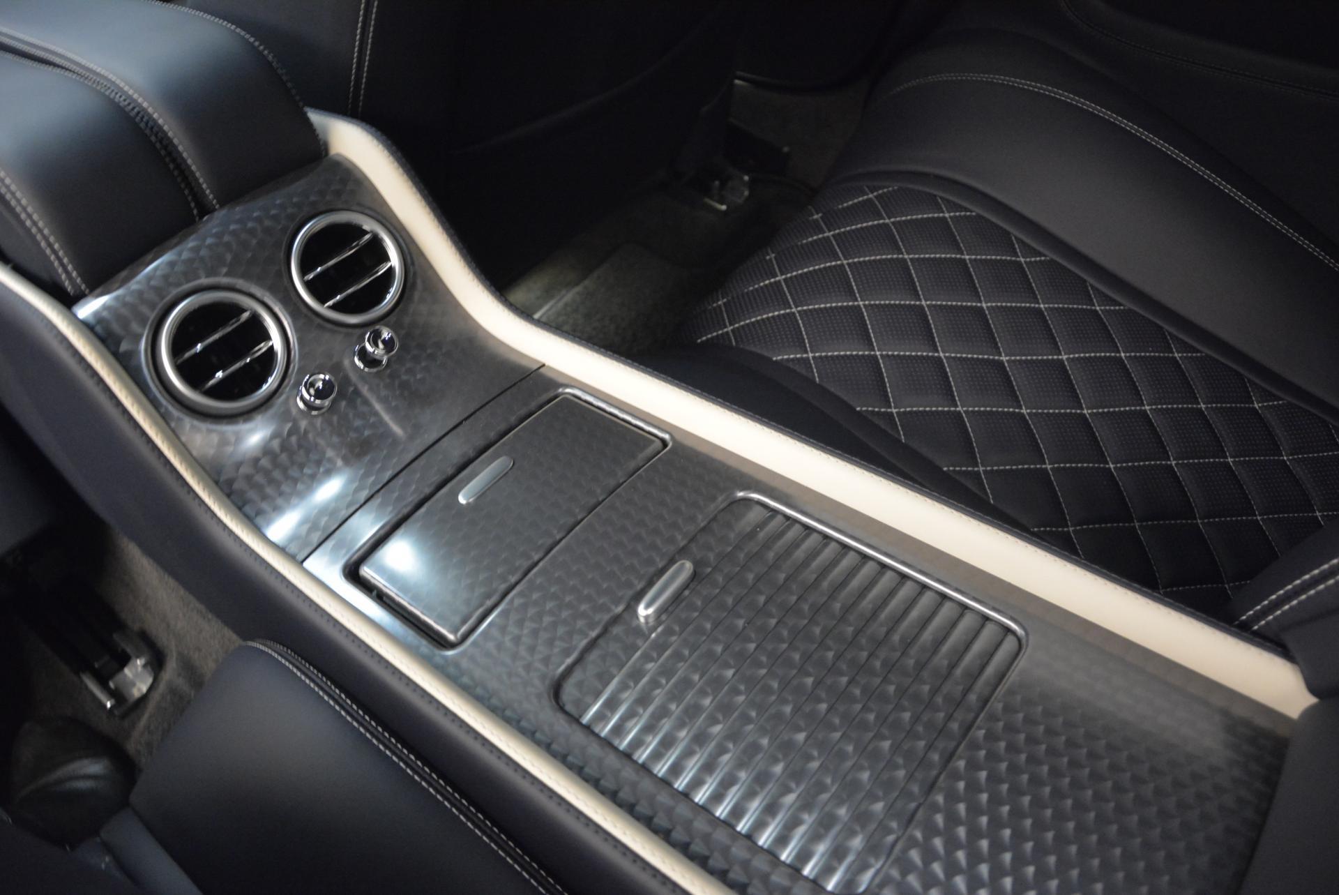 Used 2016 Bentley Continental GT Speed GT Speed For Sale In Westport, CT 26_p27