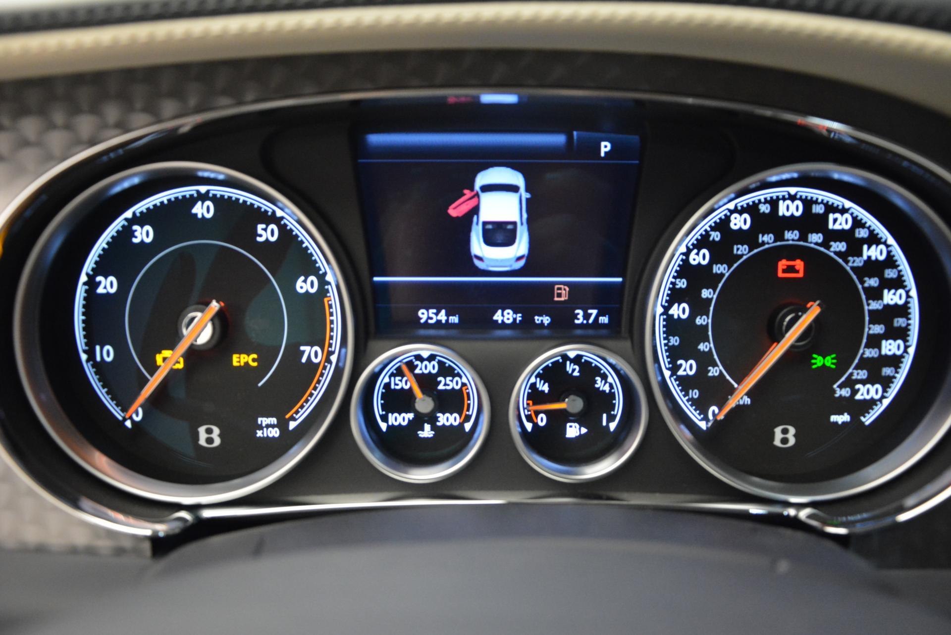 Used 2016 Bentley Continental GT Speed GT Speed For Sale In Westport, CT 26_p28
