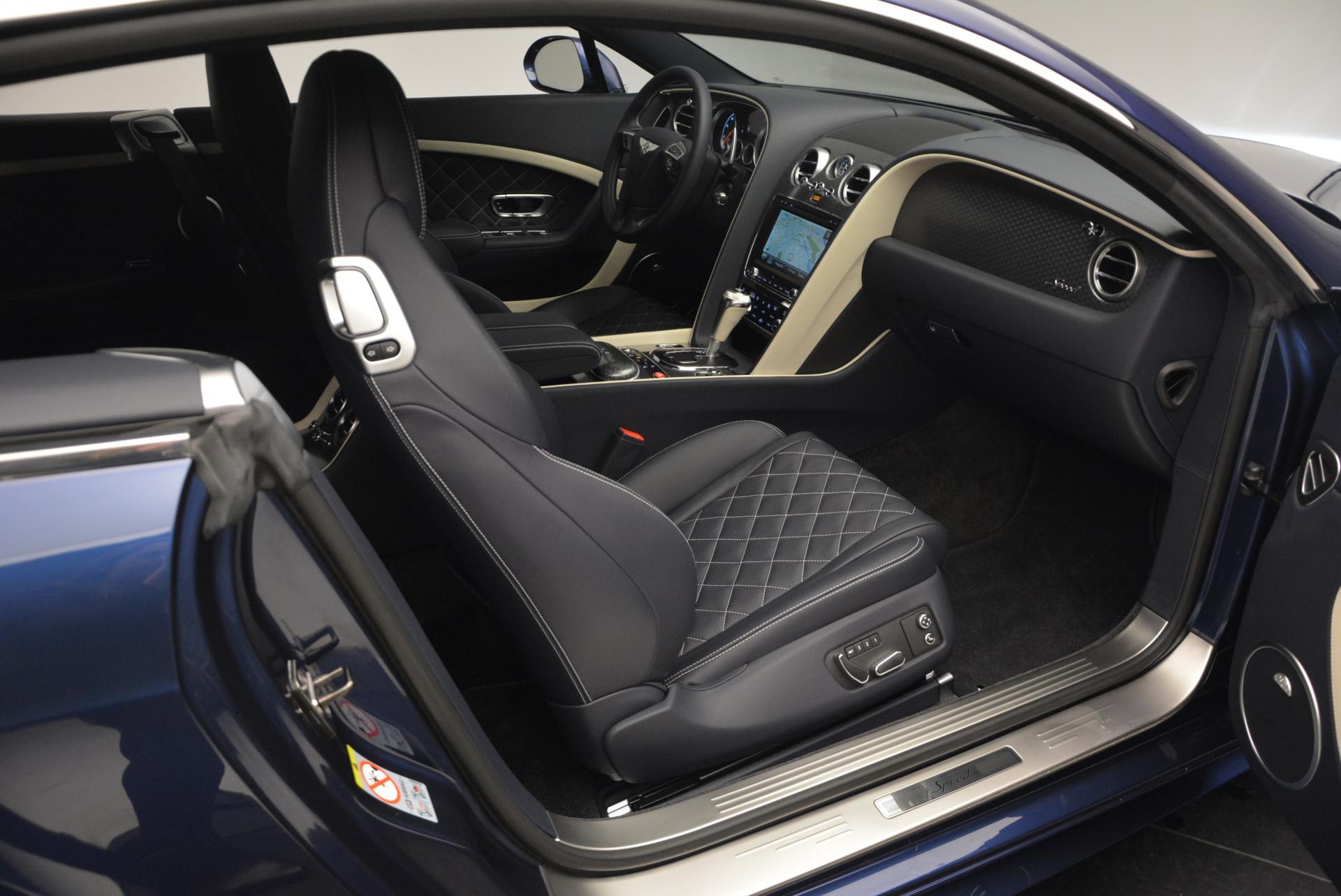Used 2016 Bentley Continental GT Speed GT Speed For Sale In Westport, CT 26_p34