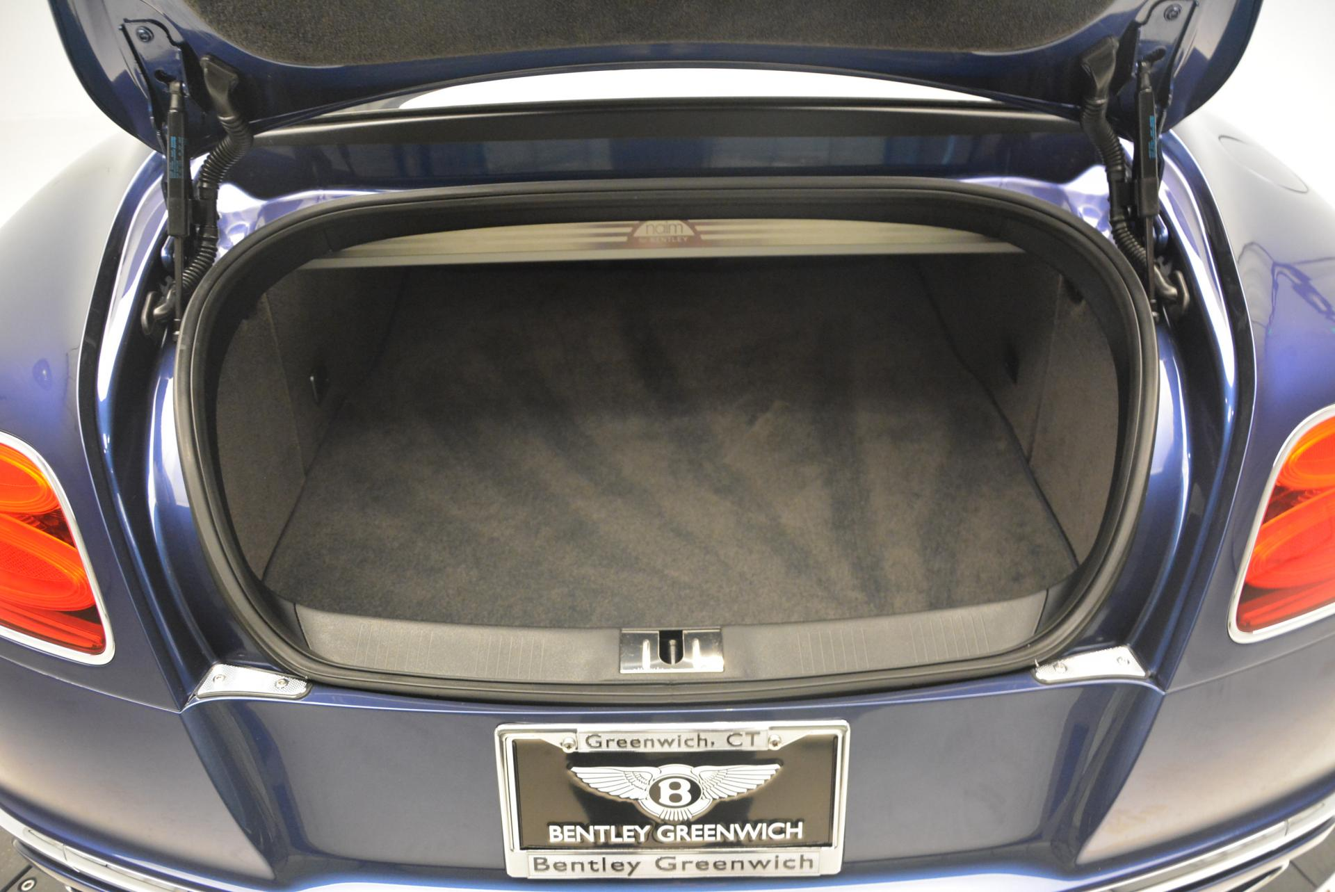 Used 2016 Bentley Continental GT Speed GT Speed For Sale In Westport, CT 26_p38