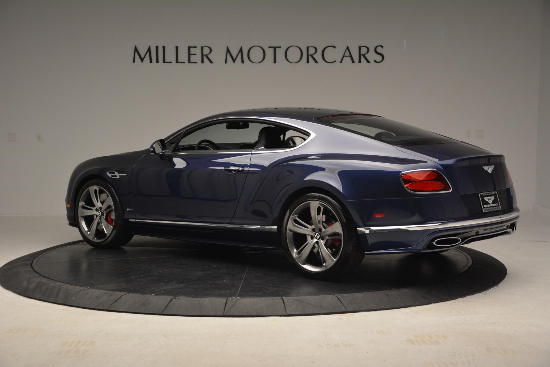Used 2016 Bentley Continental GT Speed GT Speed For Sale In Westport, CT 26_p4