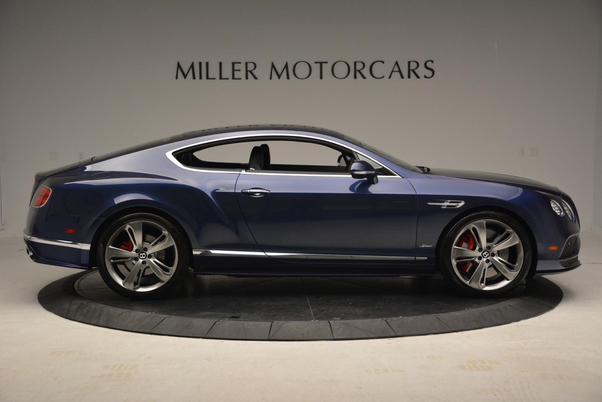 Used 2016 Bentley Continental GT Speed GT Speed For Sale In Westport, CT 26_p9