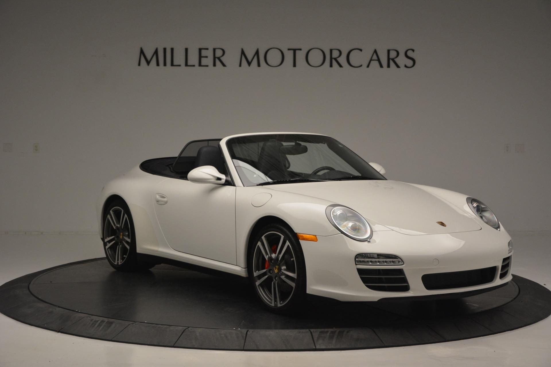 Used 2011 Porsche 911 Carrera 4S For Sale In Westport, CT 2600_p12