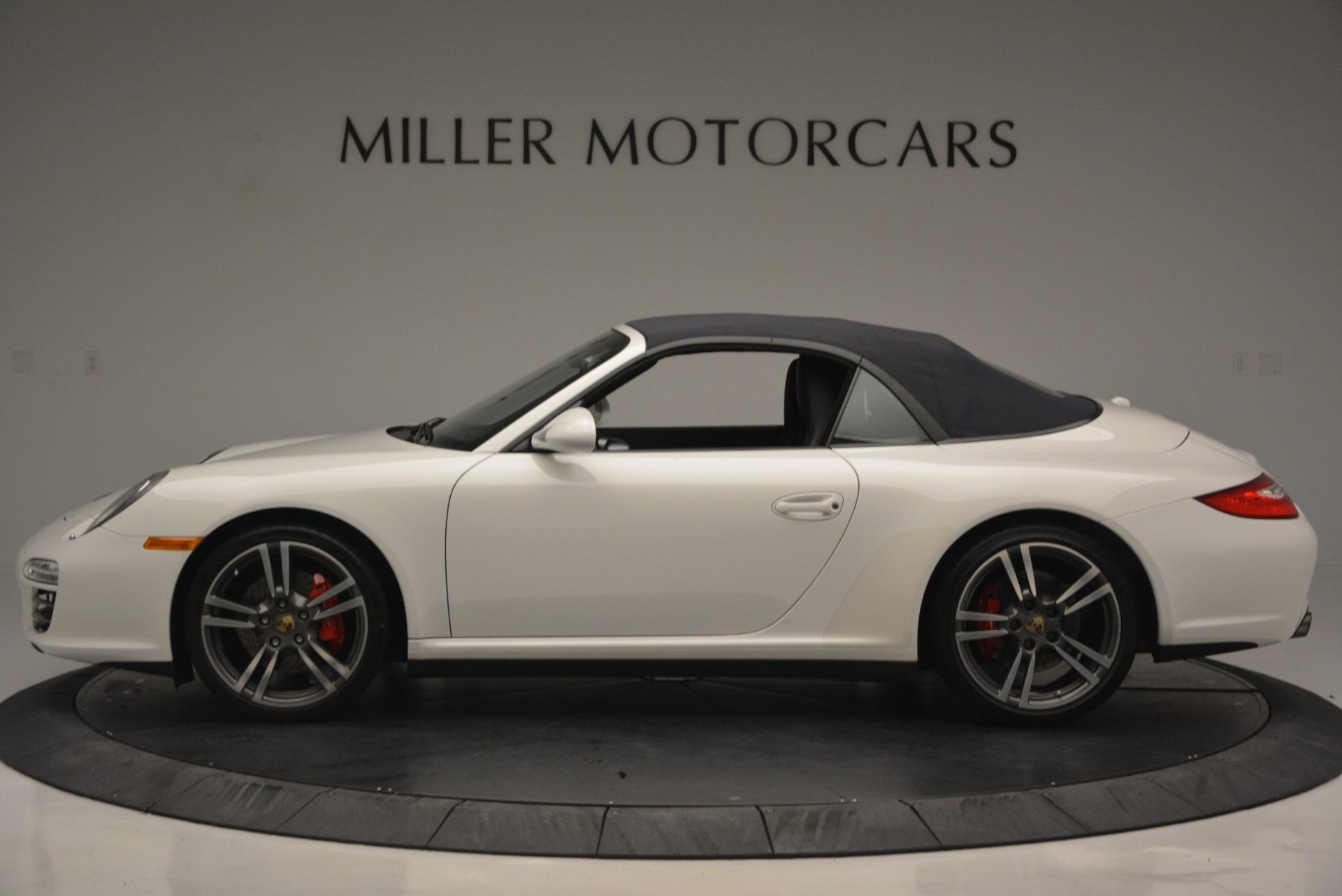 Used 2011 Porsche 911 Carrera 4S For Sale In Westport, CT 2600_p14