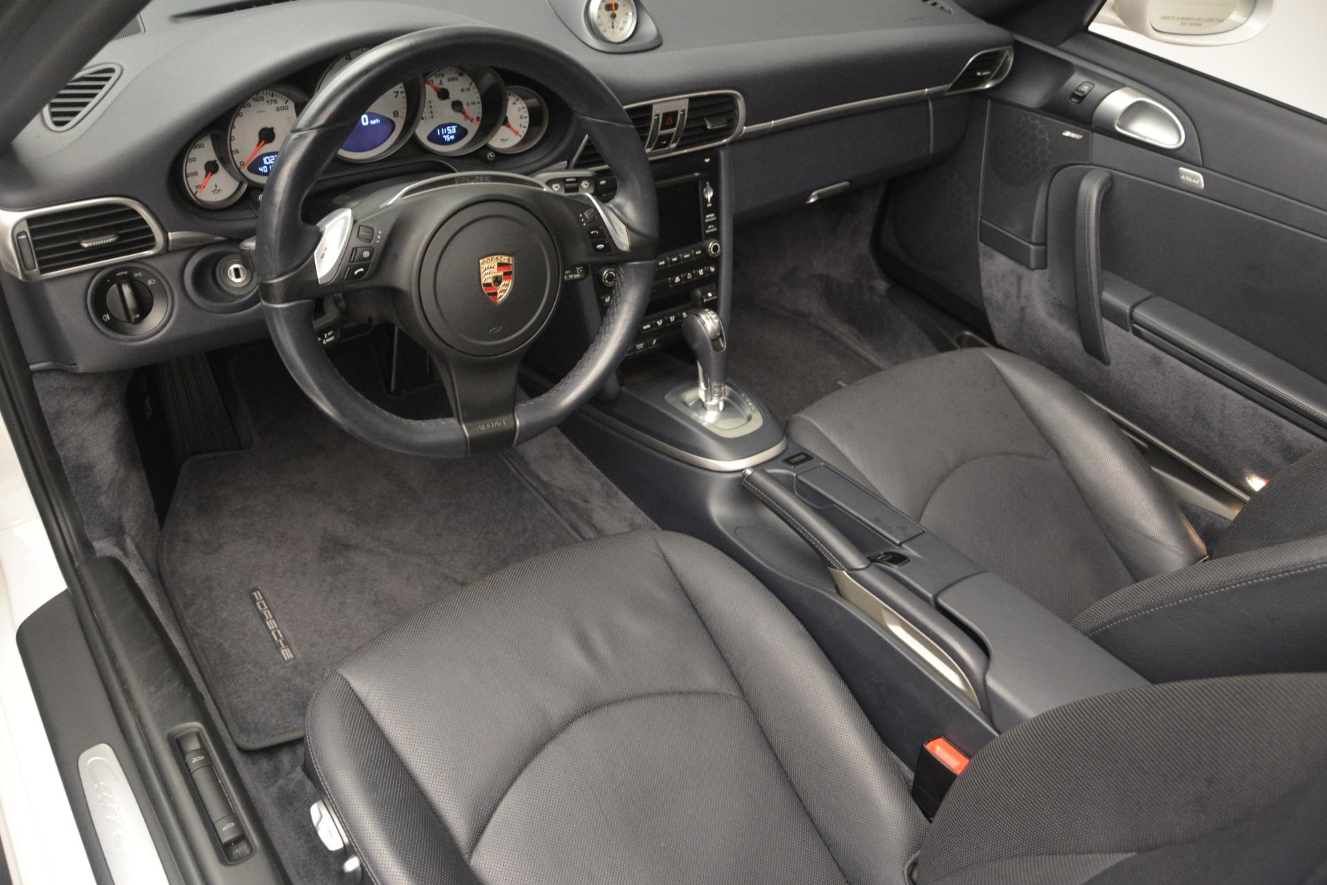 Used 2011 Porsche 911 Carrera 4S For Sale In Westport, CT 2600_p17