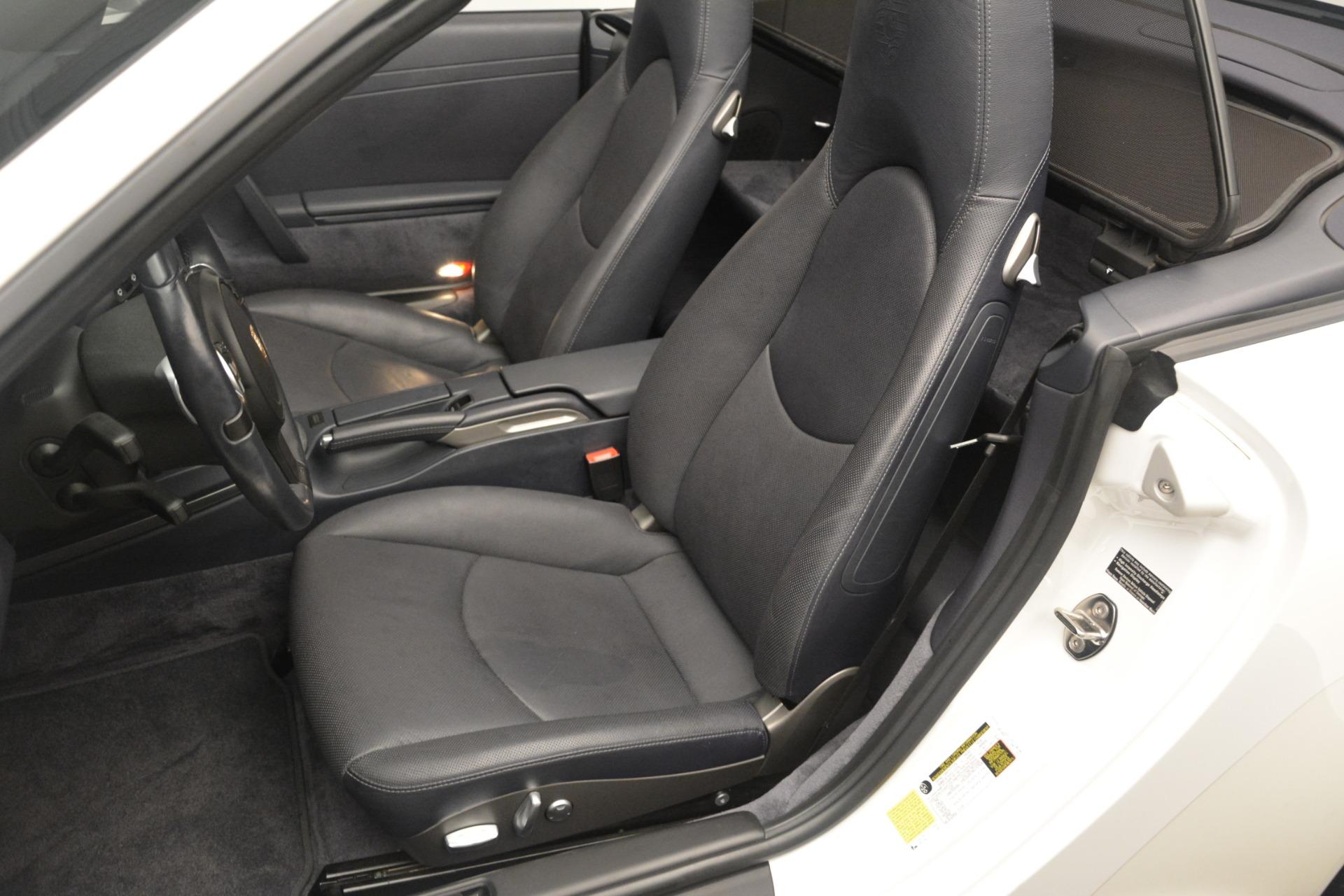 Used 2011 Porsche 911 Carrera 4S For Sale In Westport, CT 2600_p19