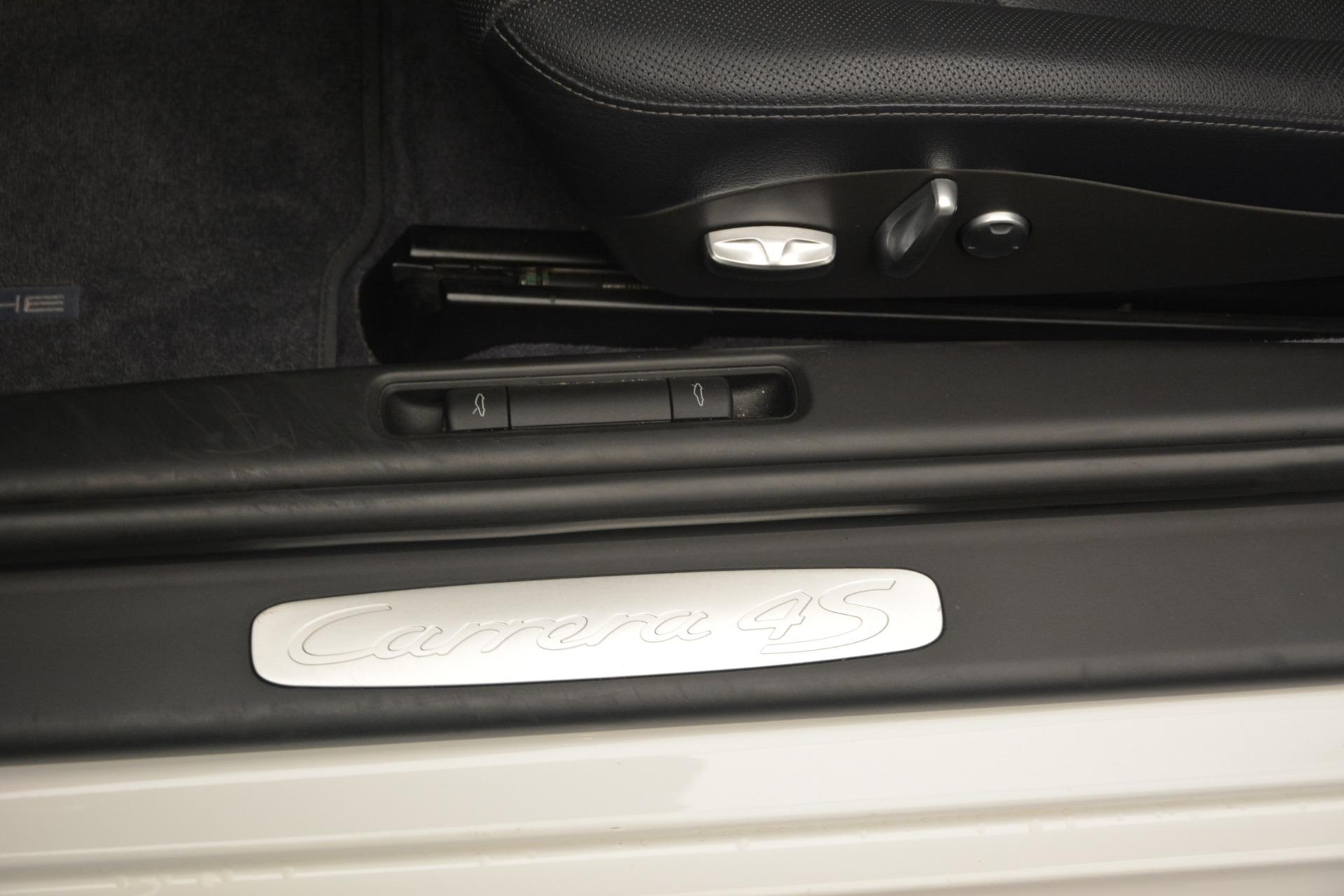 Used 2011 Porsche 911 Carrera 4S For Sale In Westport, CT 2600_p20