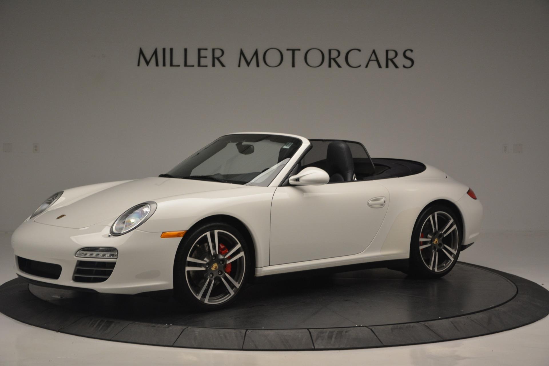 Used 2011 Porsche 911 Carrera 4S For Sale In Westport, CT 2600_p2