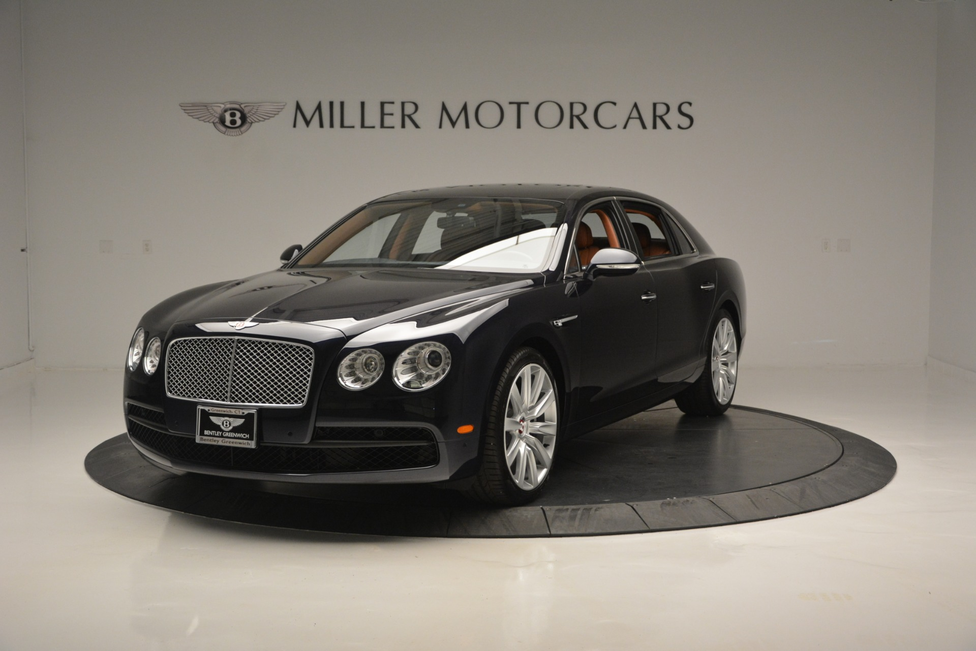New 2018 Bentley Flying Spur V8 For Sale In Westport, CT 2601_main