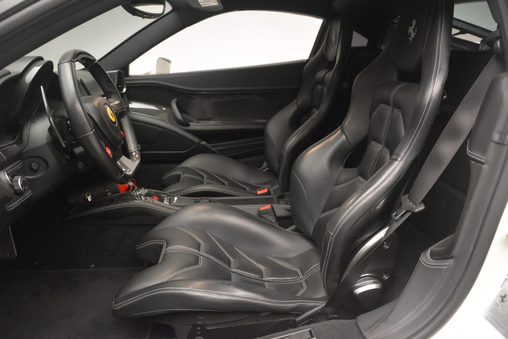 Used 2010 Ferrari 458 Italia  For Sale In Westport, CT 2602_p14