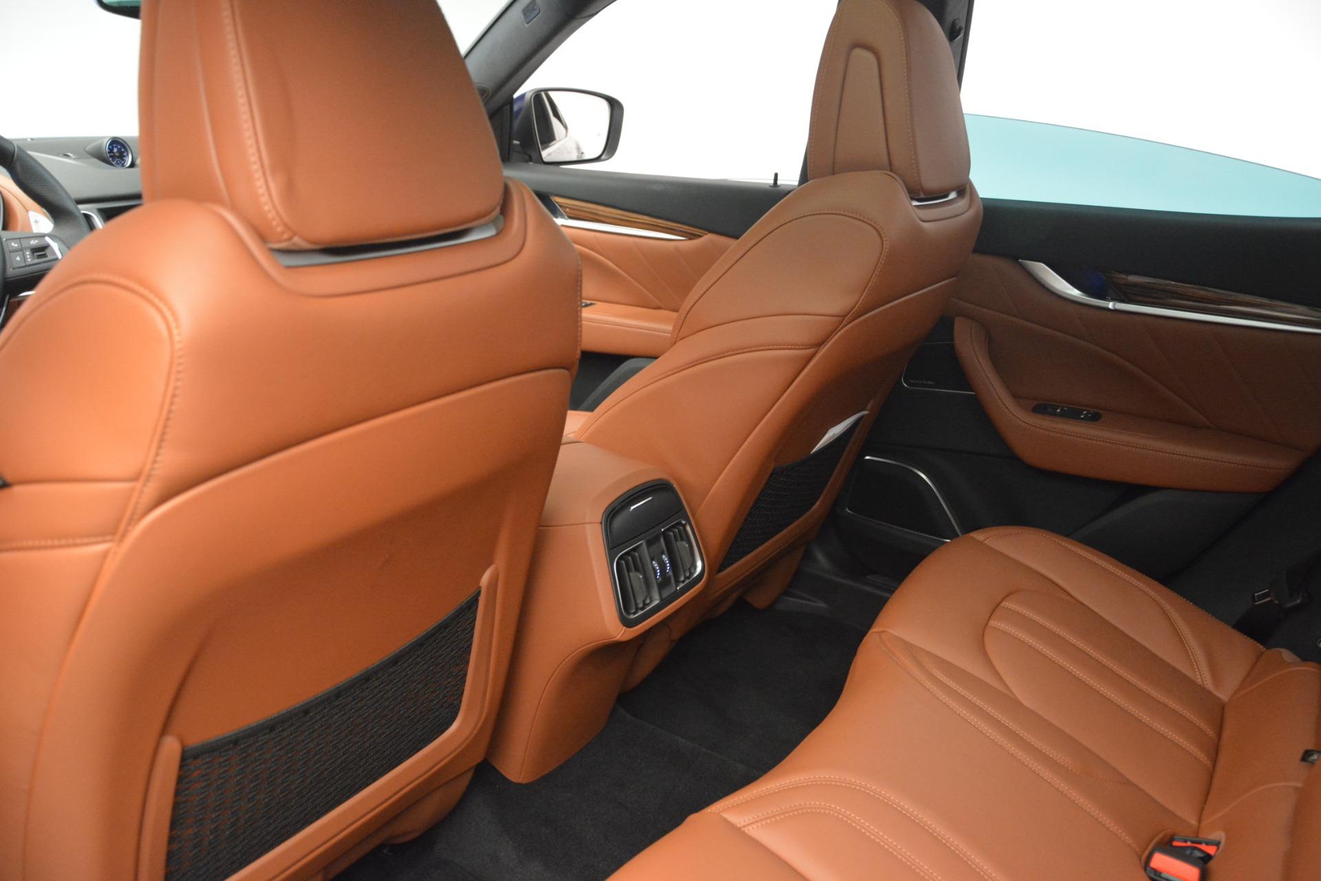 New 2019 Maserati Levante S Q4 GranSport For Sale In Westport, CT 2603_p17