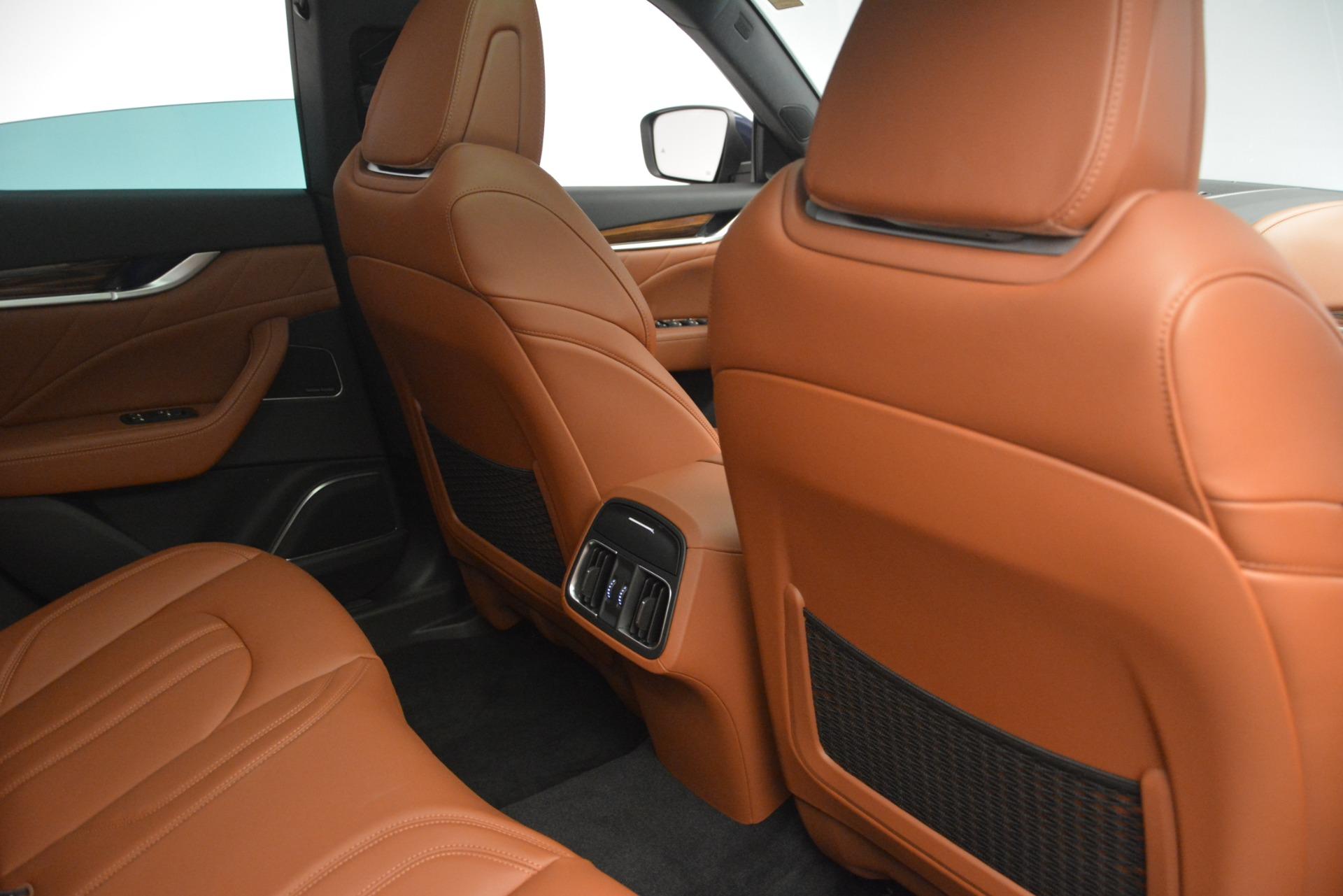 New 2019 Maserati Levante S Q4 GranSport For Sale In Westport, CT 2603_p23