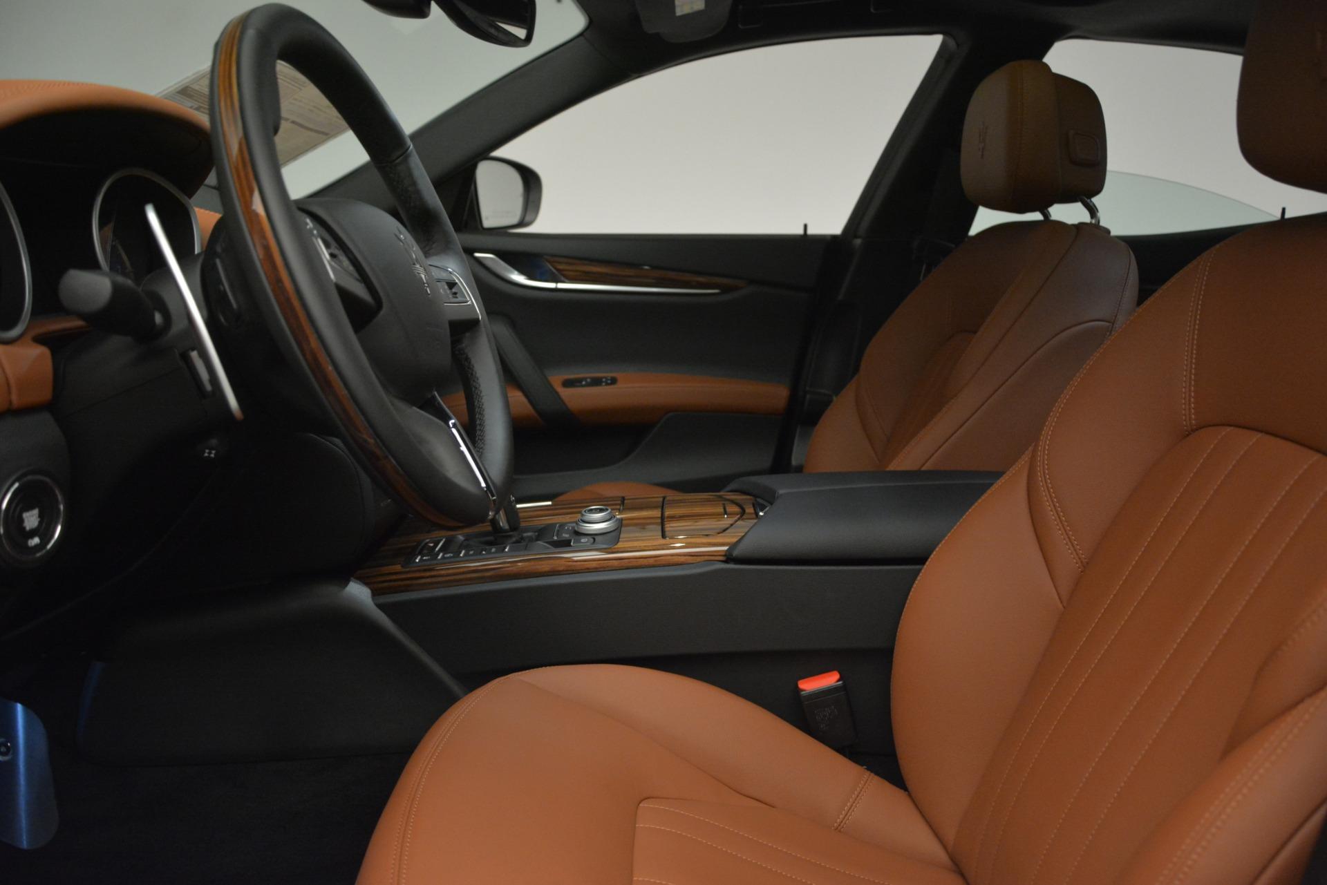 New 2019 Maserati Ghibli S Q4 For Sale In Westport, CT 2604_p13