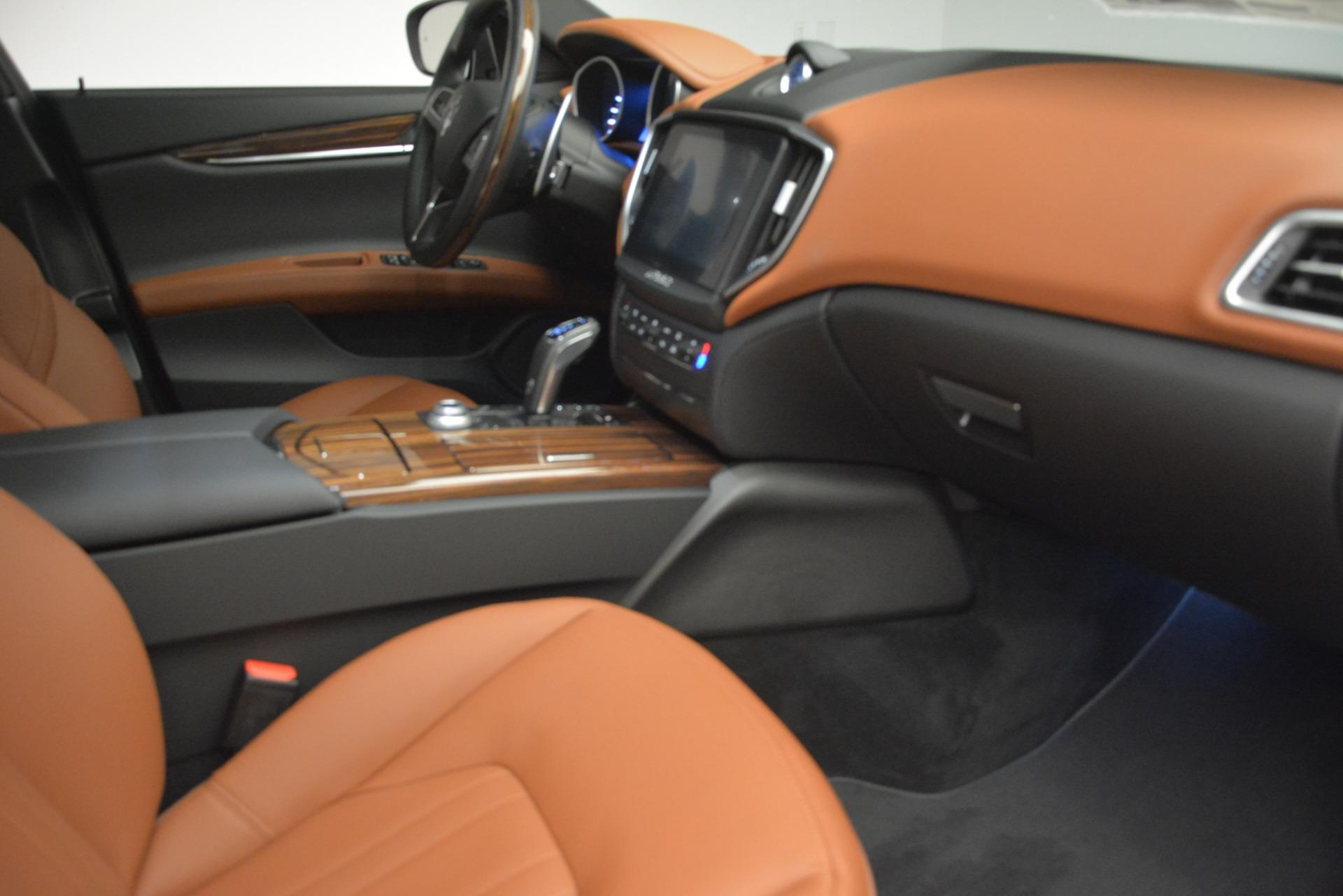 New 2019 Maserati Ghibli S Q4 For Sale In Westport, CT 2604_p19