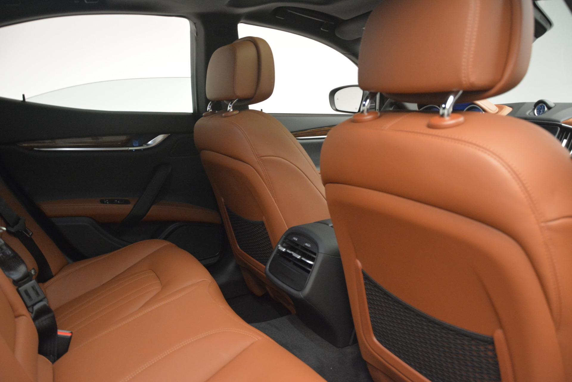 New 2019 Maserati Ghibli S Q4 For Sale In Westport, CT 2604_p22